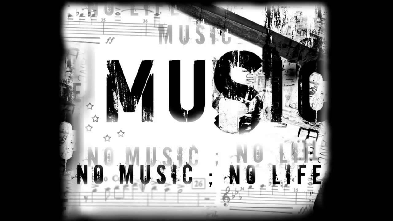 No Music No Life Wallpapers Hd Wallpaper Cave