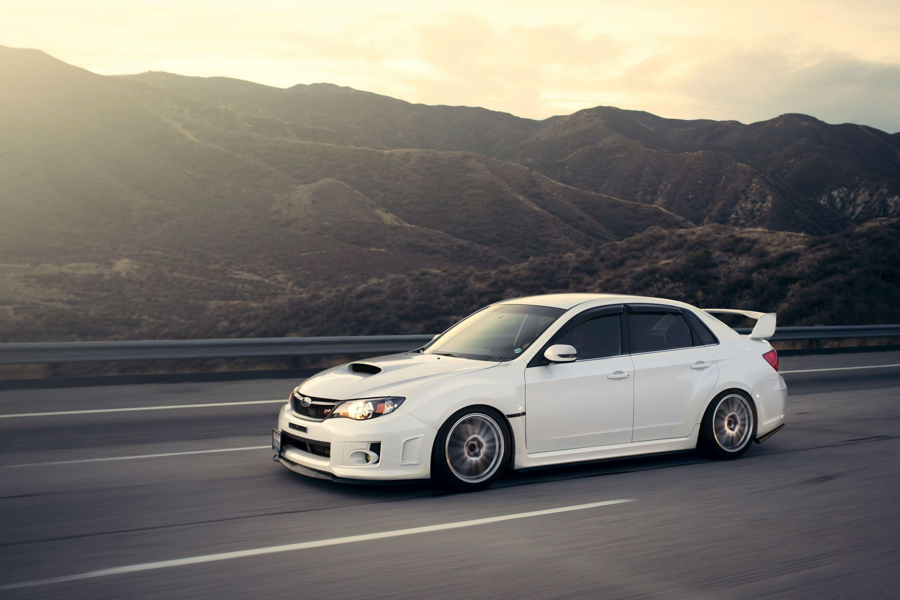 Subaru WRX STi Wallpapers - Wallpaper Cave | Cars | Pinterest ...