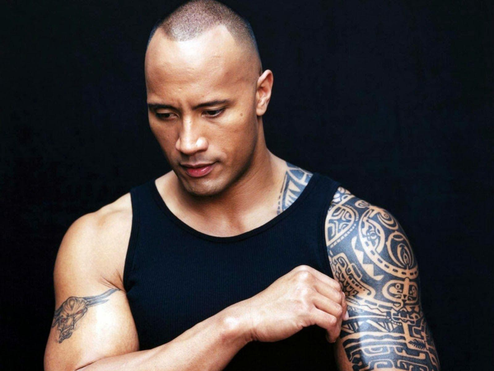 HD Wallpapers Free Download WWE The Rock
