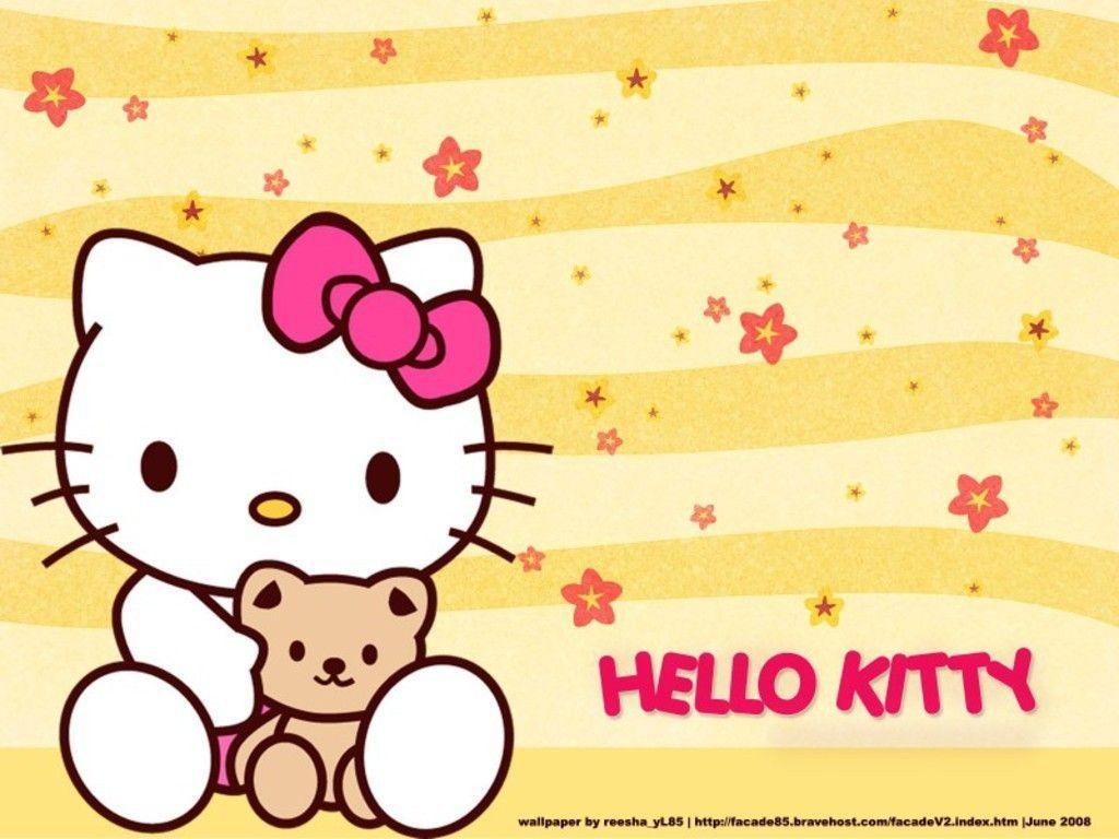 Hello Kitty Wallpapers Ungu Terbaru - Wallpaper Cave