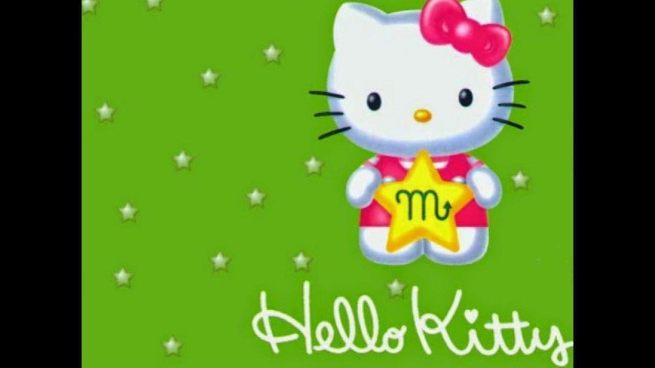 Unduh 80+ Gambar Hello Kitty Warna Hijau Paling Bagus Gratis