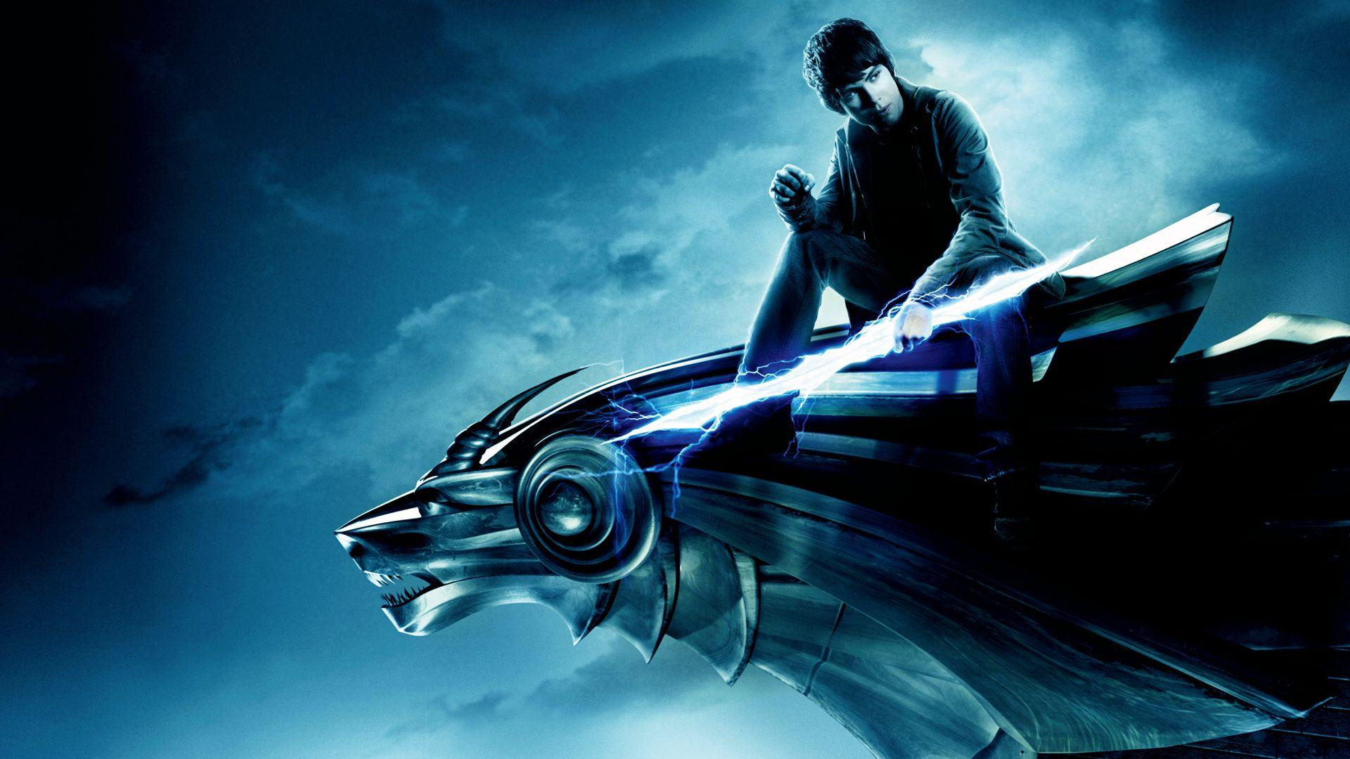 Percy Jackson Books Wallpapers - Wallpaper Cave