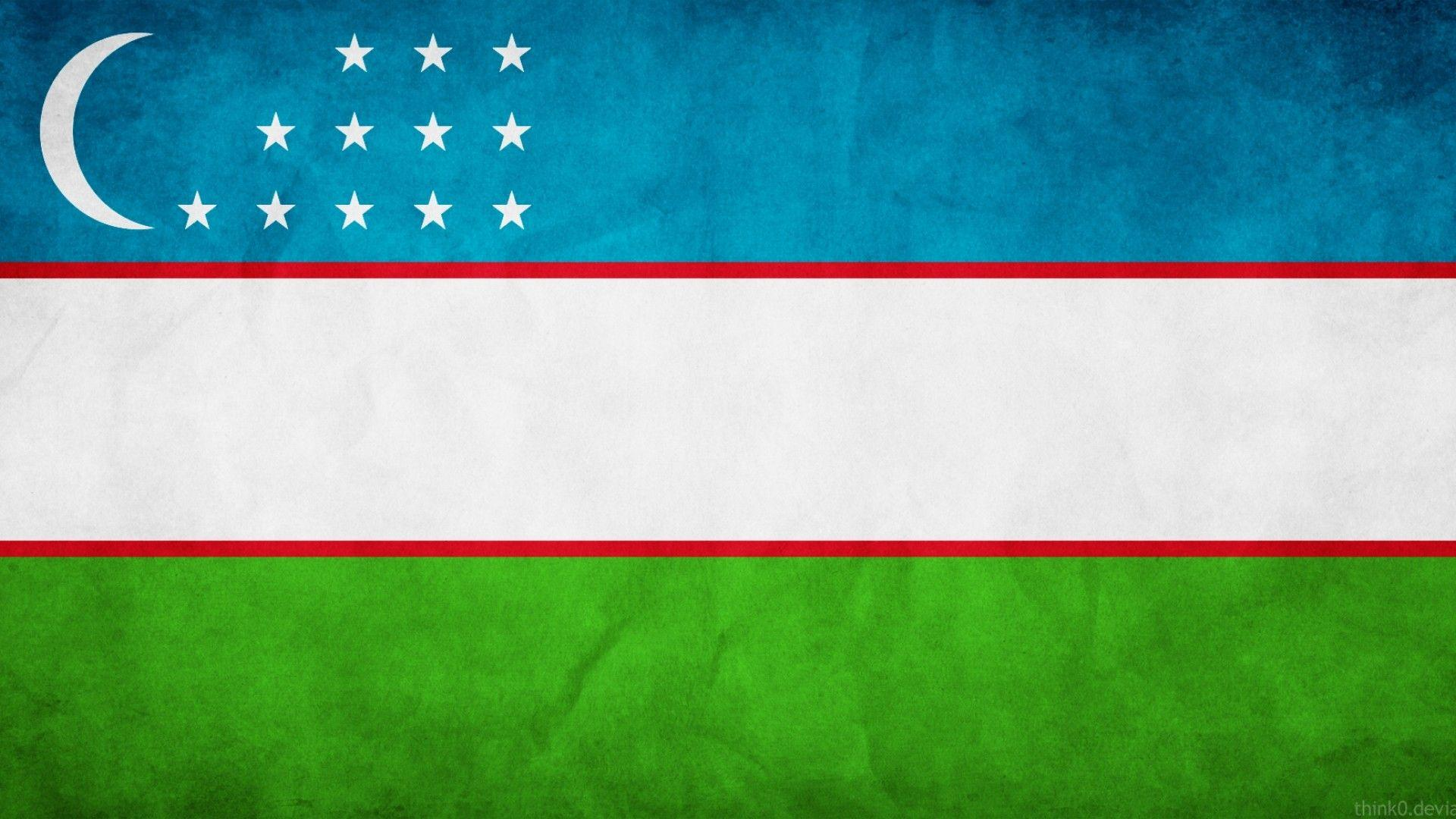 Flag of Uzbekistan wallpapers