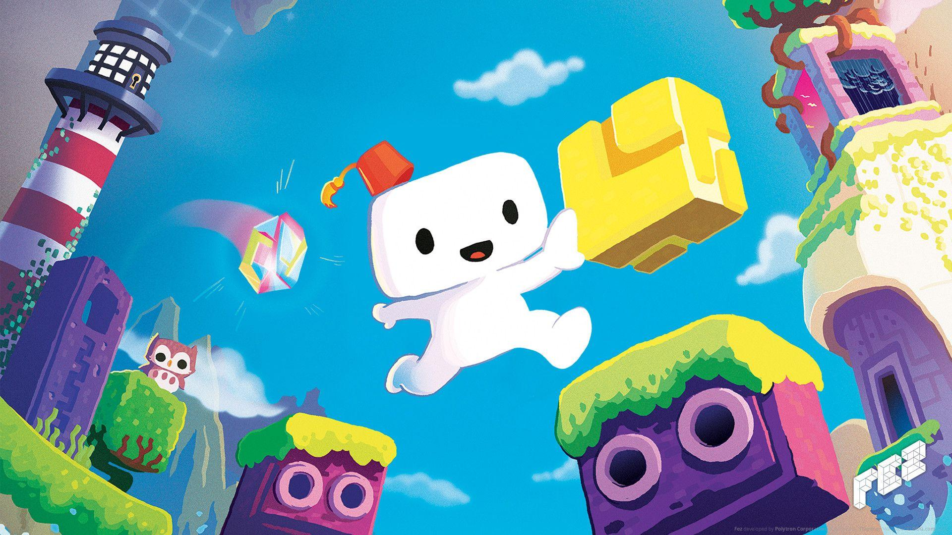 Fez Game Wallpapers Games Wallpapers Gallery PC