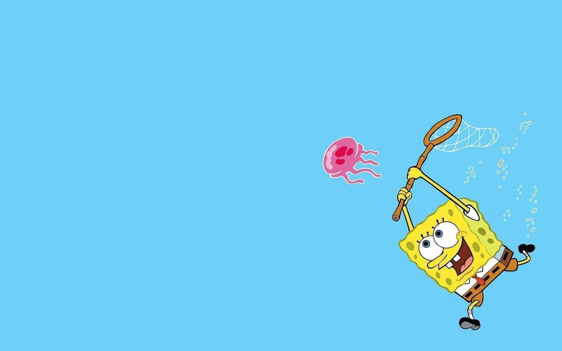 Spongebob Sky Backgrounds ·①