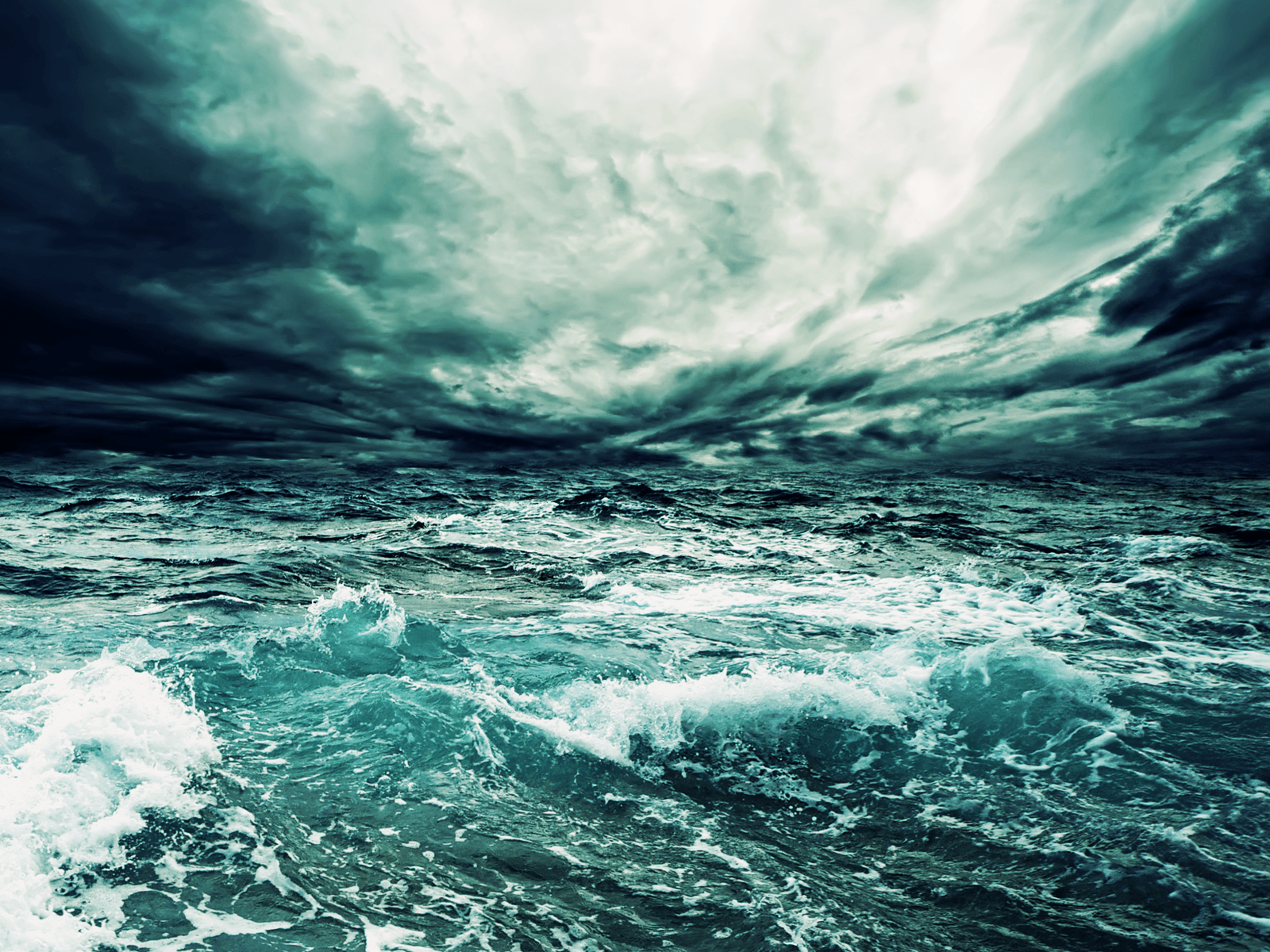 Free Sea Storm Wallpapers Wallpaper Cave