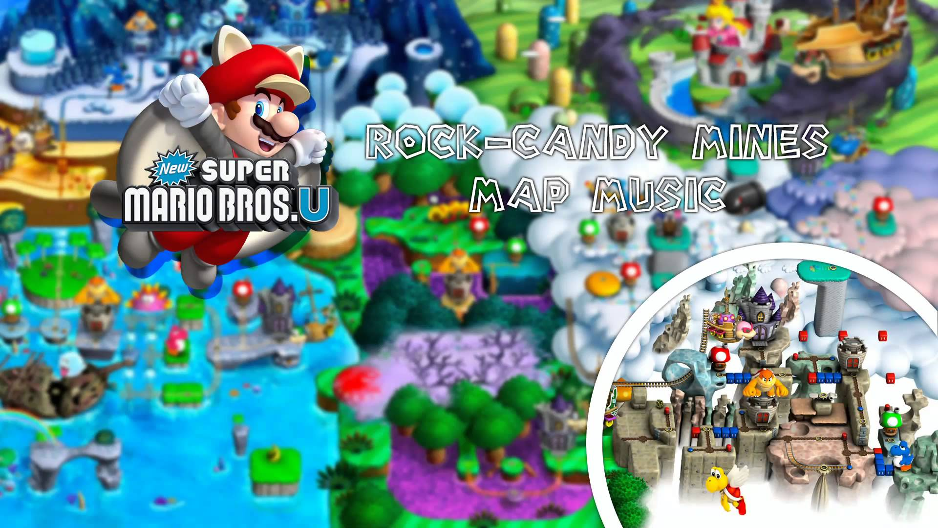 Super Mario World Map Wallpapers - Wallpaper Cave