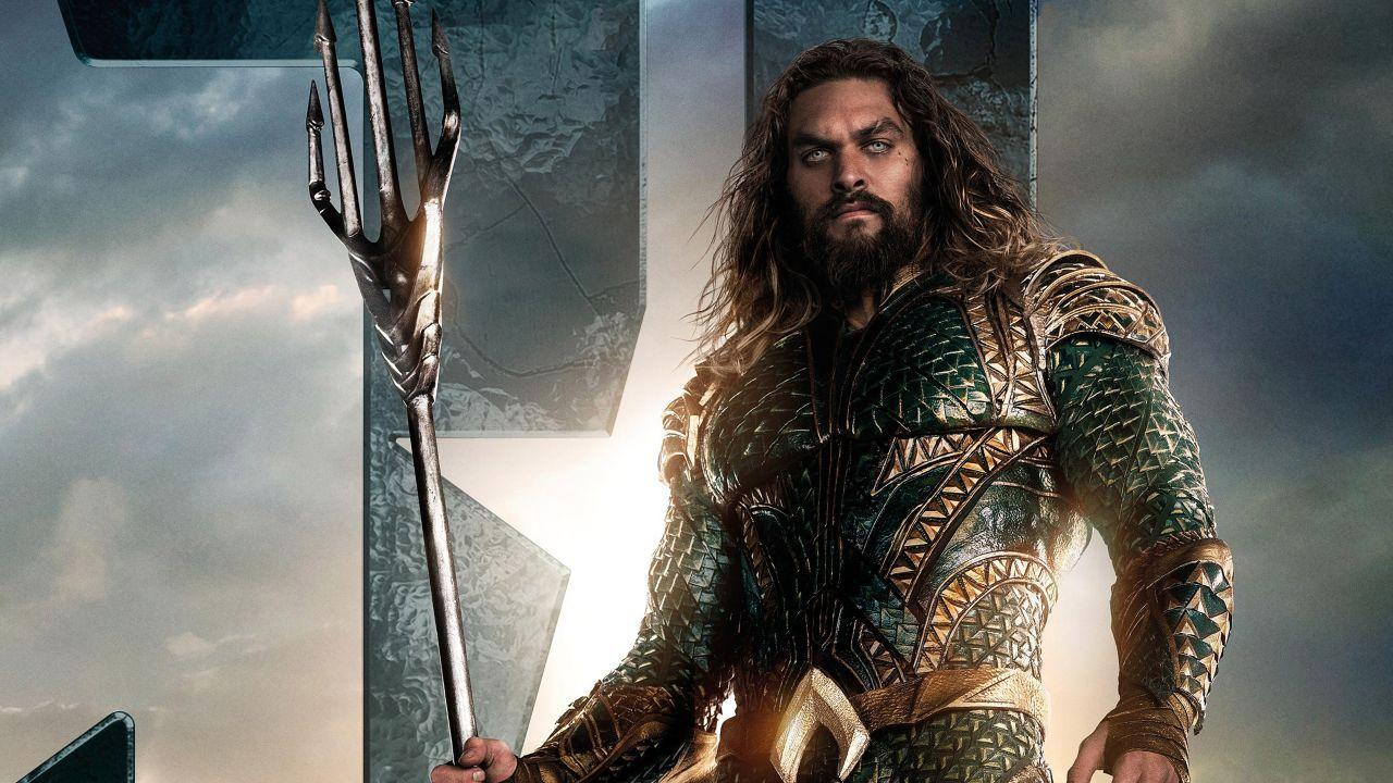 Wallpapers Aquaman, Justice League, HD, 2017, Movies,