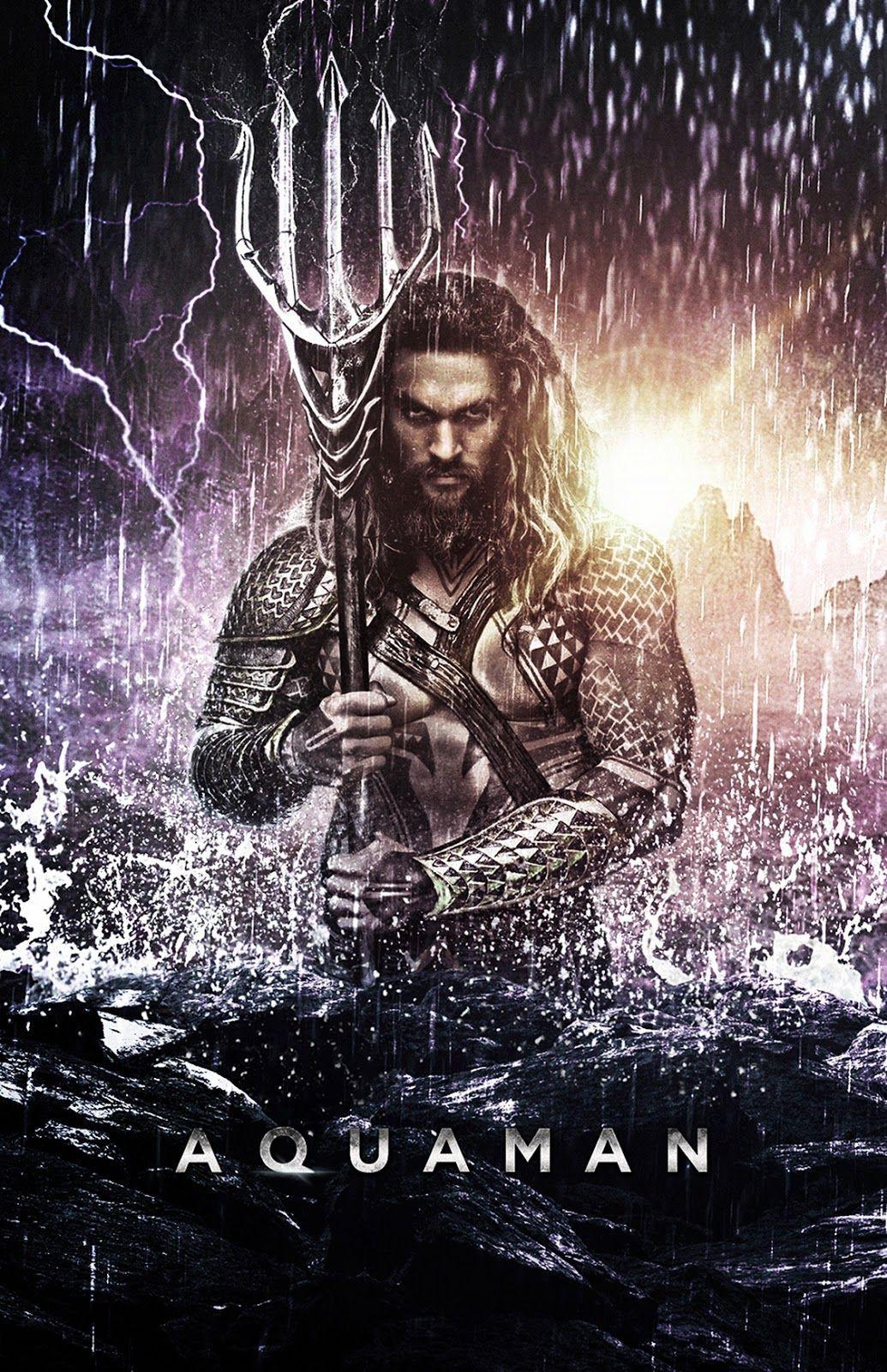 Aquaman 2018 Wallpapers Wallpaper Cave