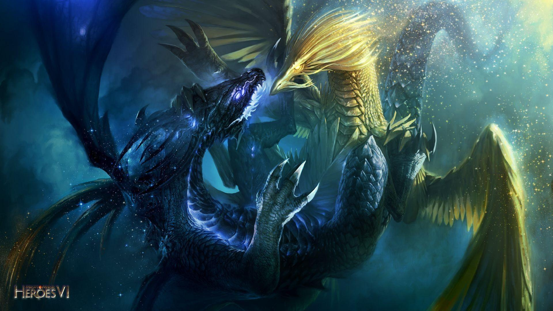 Awesome Dragon Wallpapers Hd 1080p
