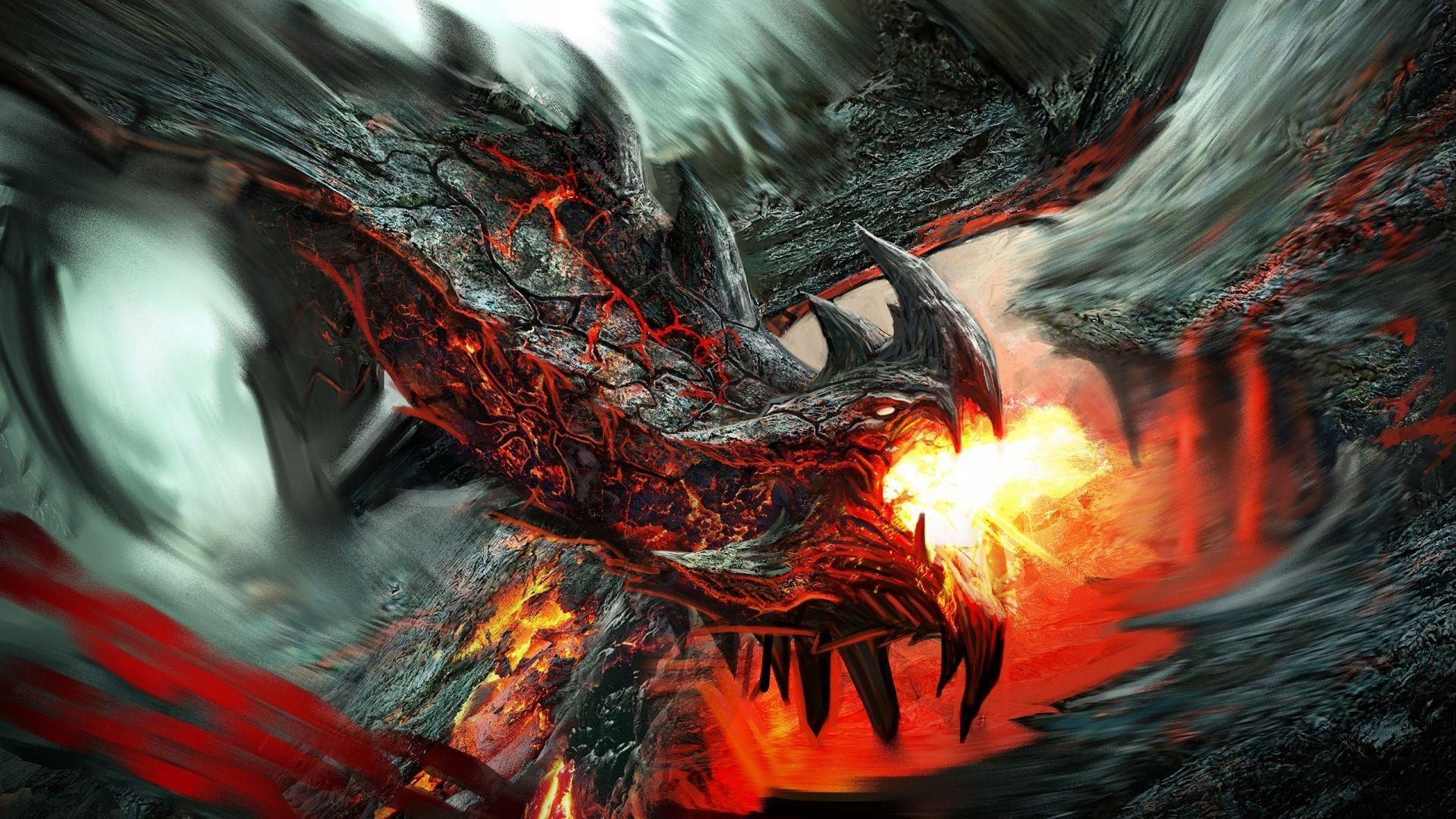 Dragon HD Wallpapers 1080p Group 84 At Wallpapers