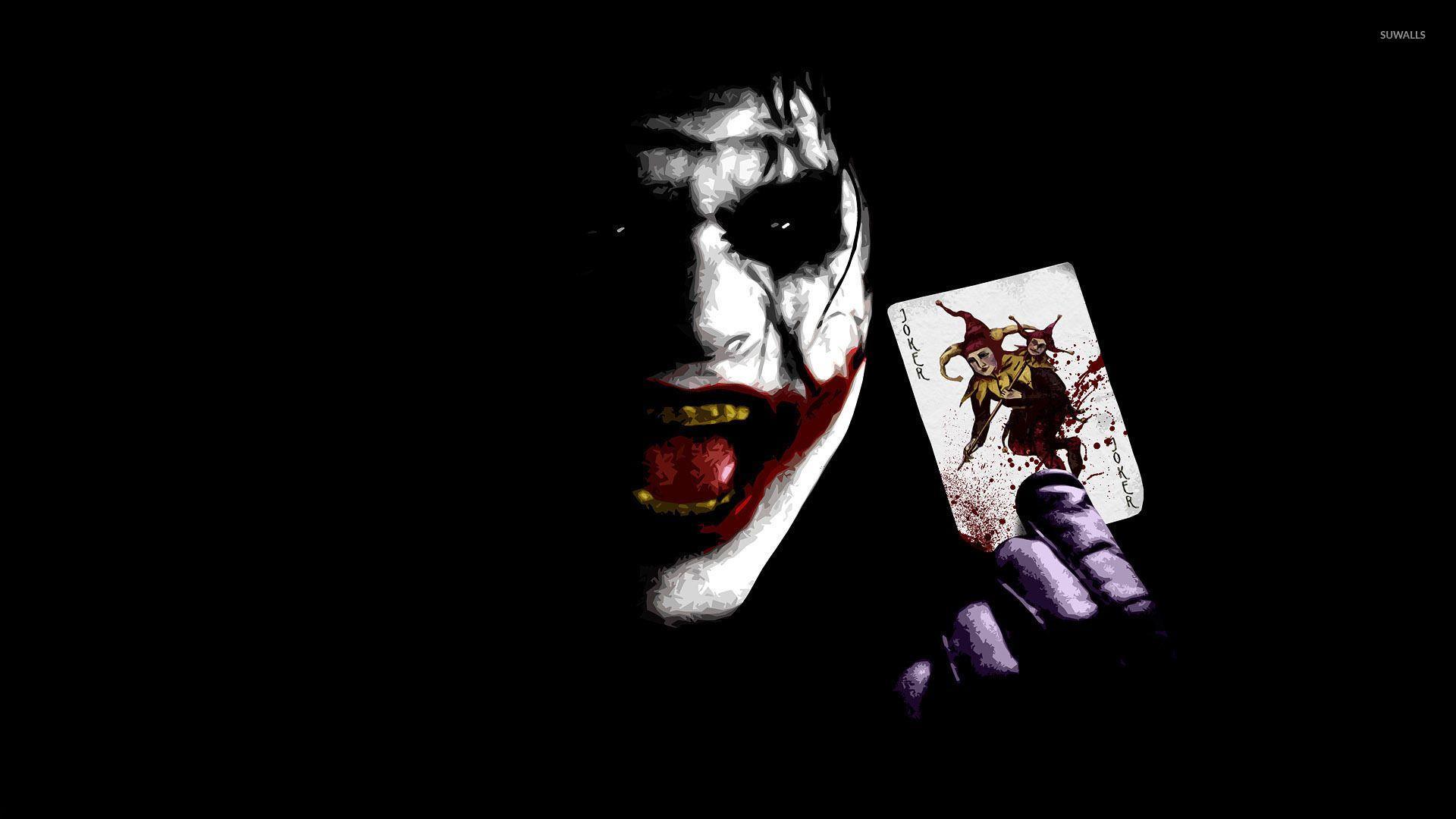 Joker Wallpapers Hd 1920x1080 Wallpaper Cave