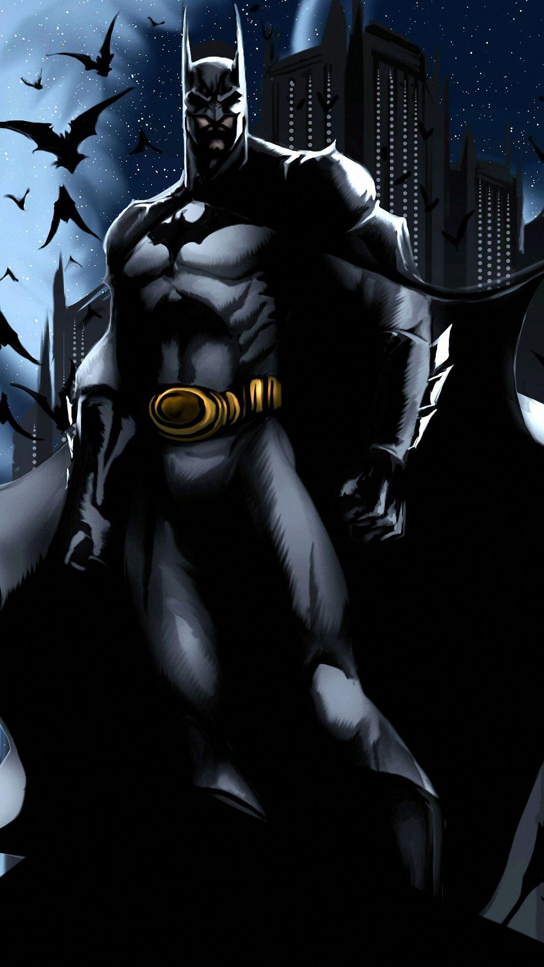 Batman Wallpapers For Android Wallpaper Cave