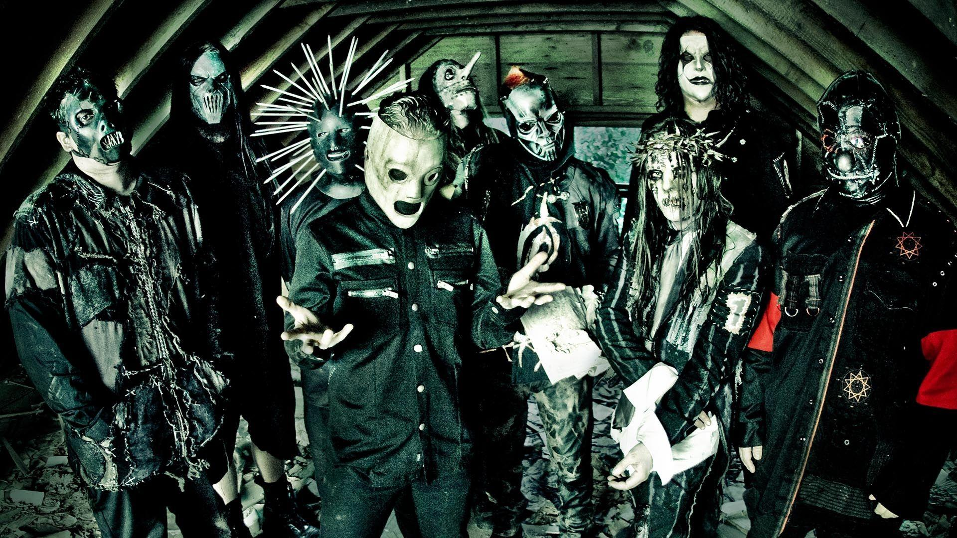 Slipknot Wallpapers Hd 1920x1080 Wallpaper Cave