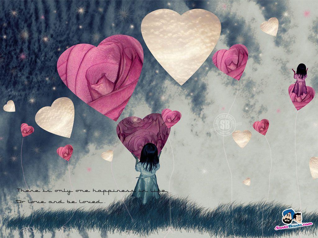 9200 Romantic Love Emotional Wallpaper Gratis