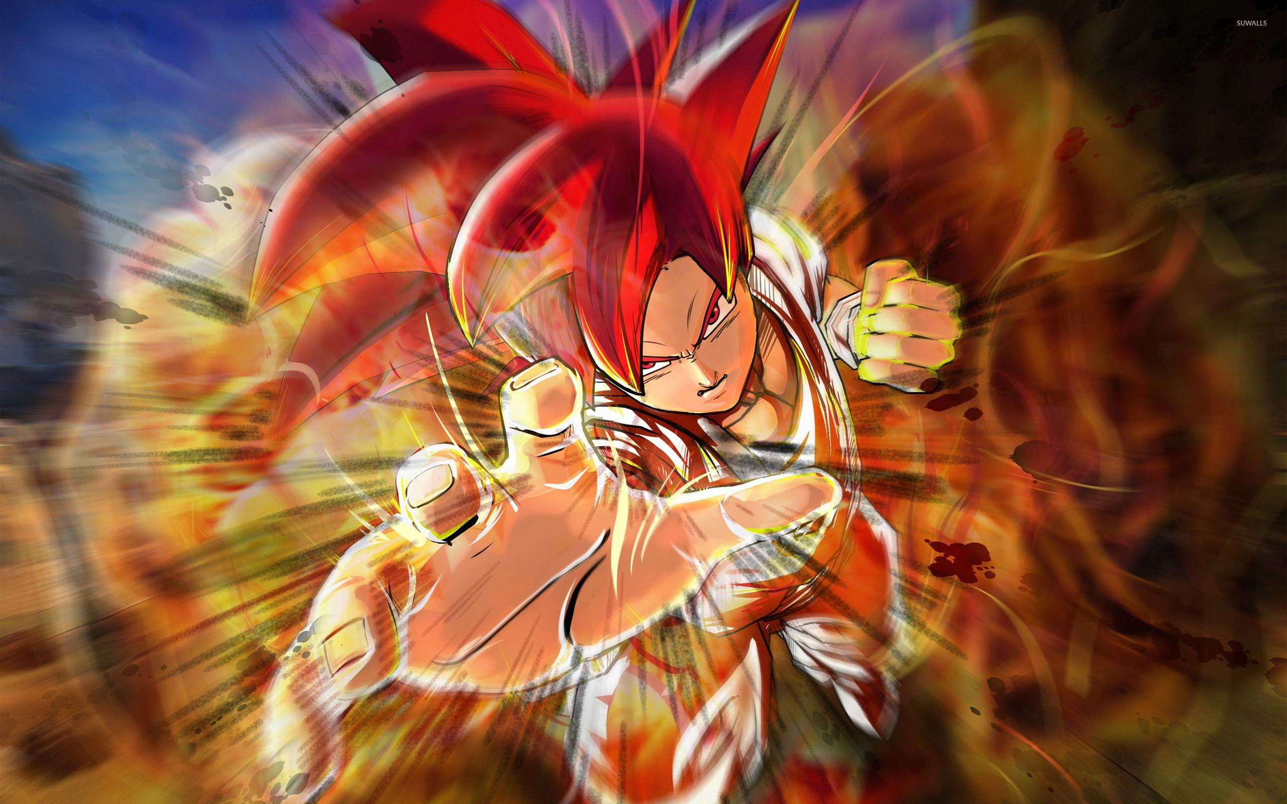 Goku 3d Wallpapers Wallpaper Cave