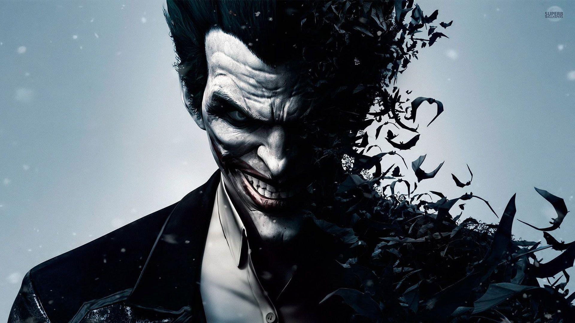 Batman Arkham Origins Joker HD Wallpapers