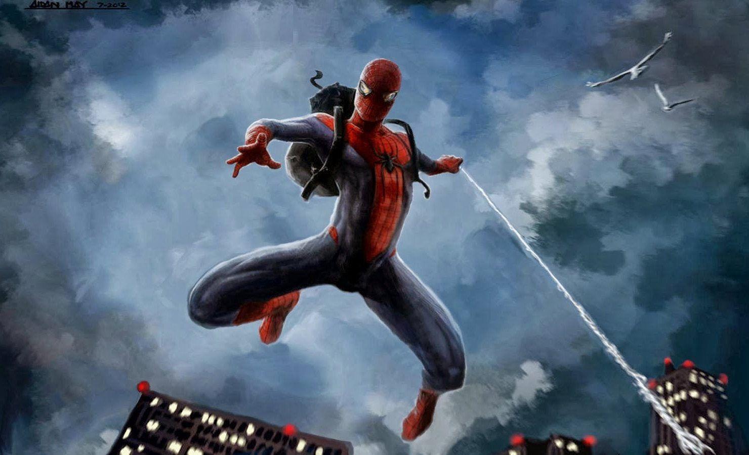 Marvel Superheroes HD Wallpapers - Wallpaper Cave