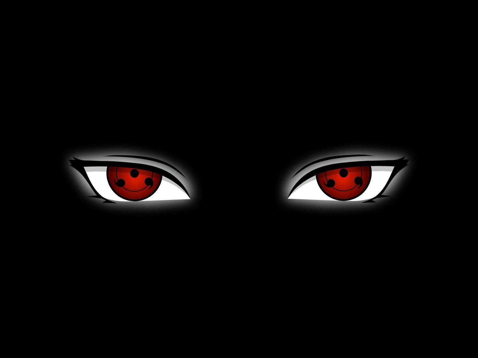 65 Gambar Naruto Bergerak Mata Sharingan Terbaik