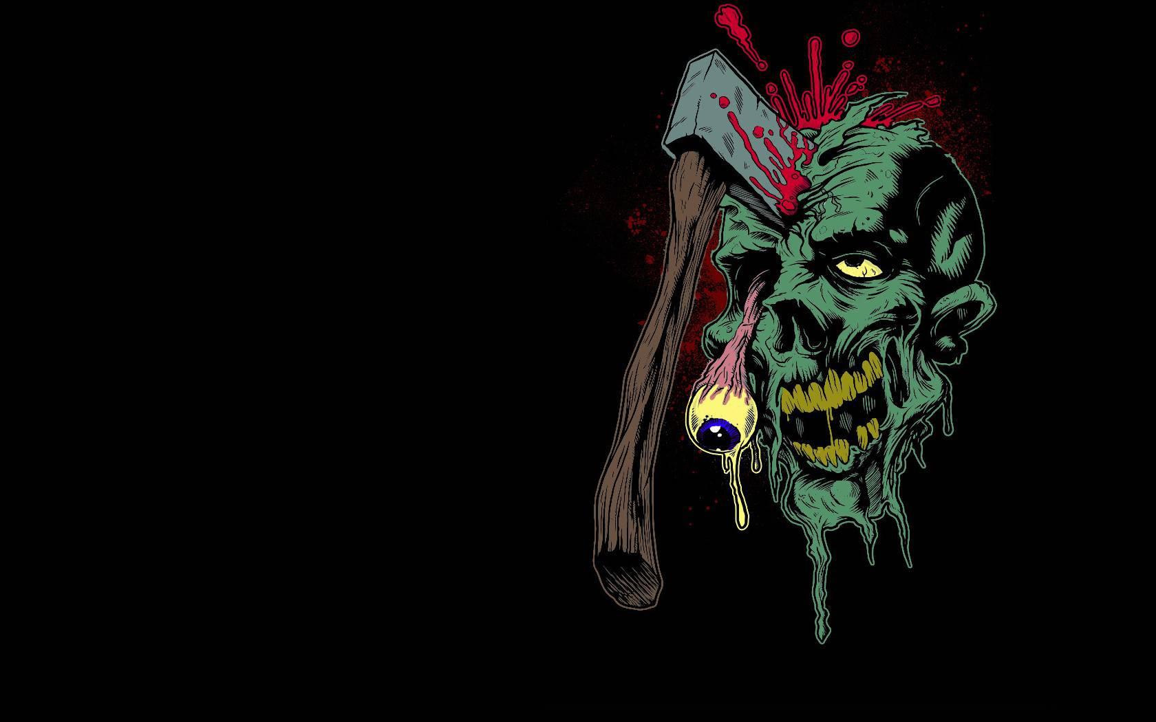 Hd Wallpapers For Desktop Zombie