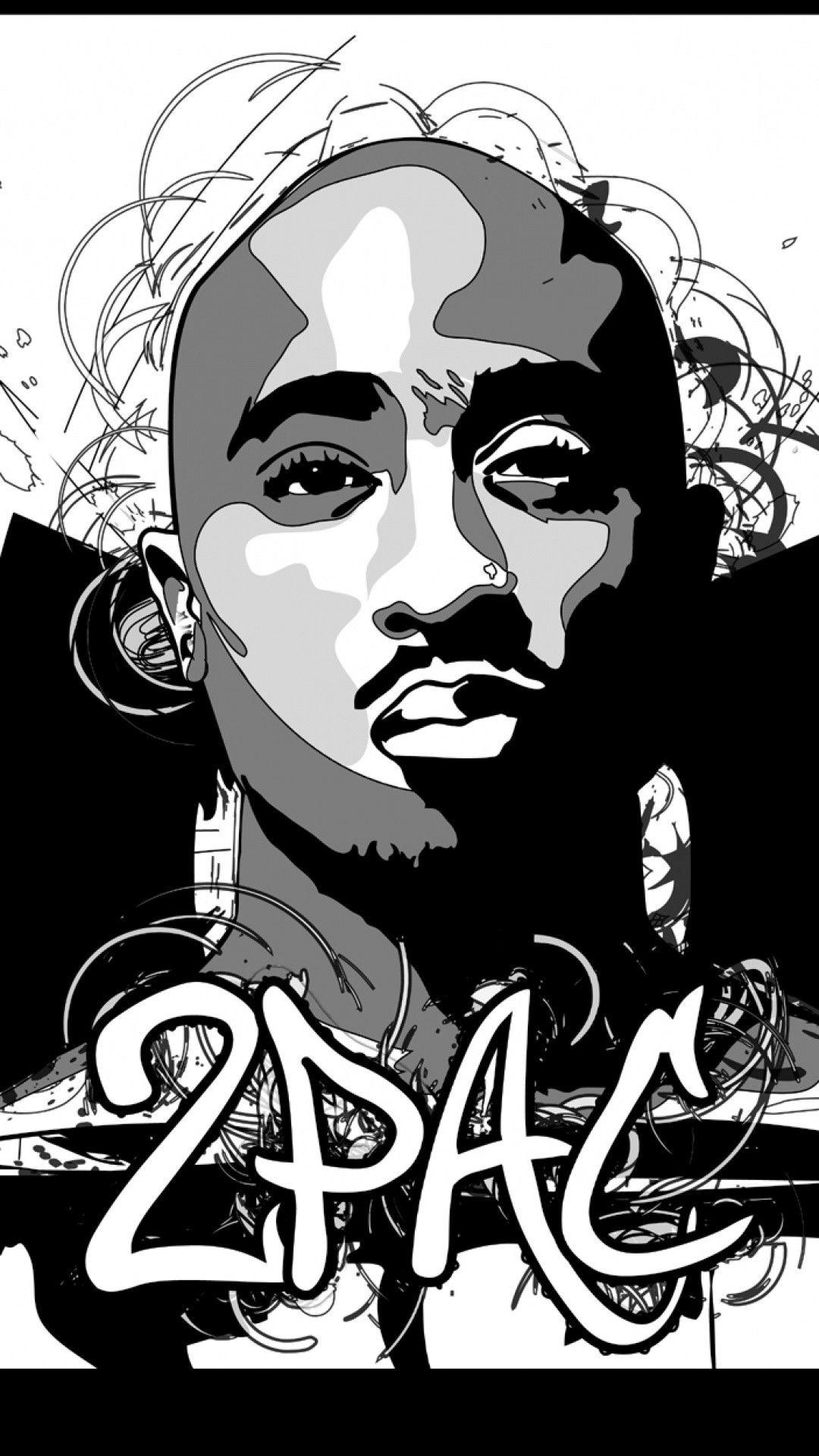 2Pac Wallpaper for iPhone (65+ images)