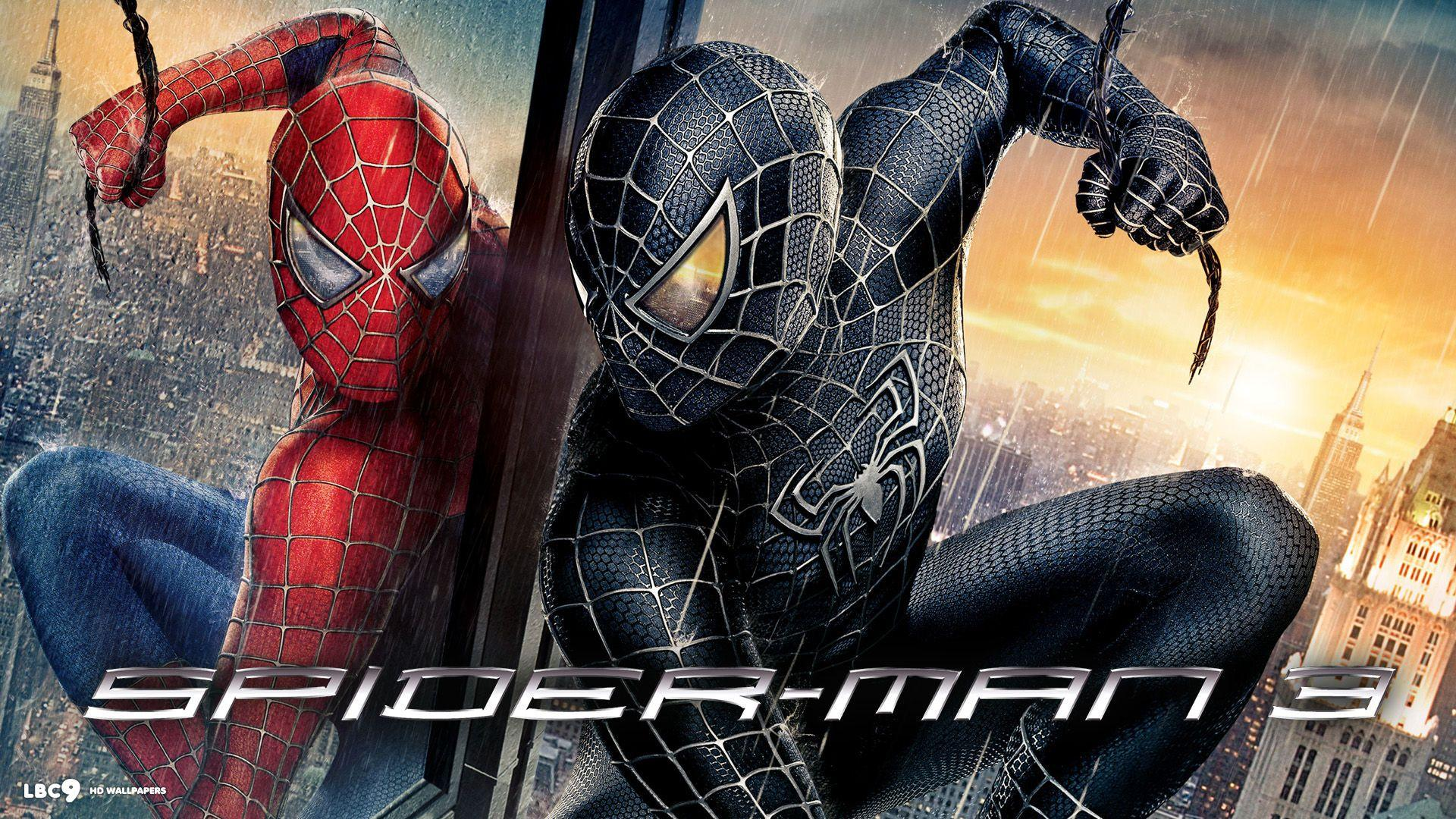 spider man 3 wallpapers 1/7