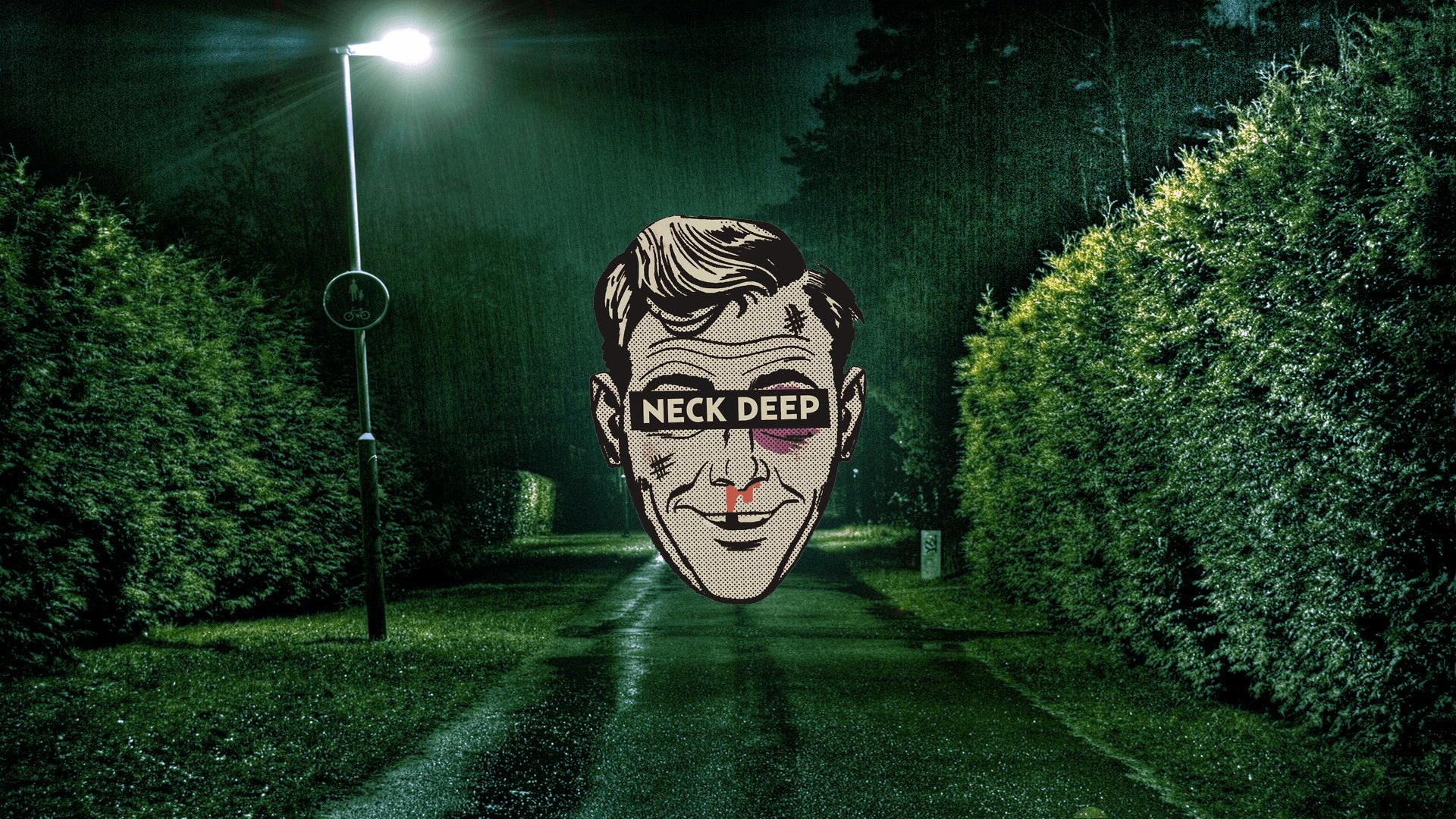 Neck Deep Wallpaper By Finallyakilljoy On DeviantArt