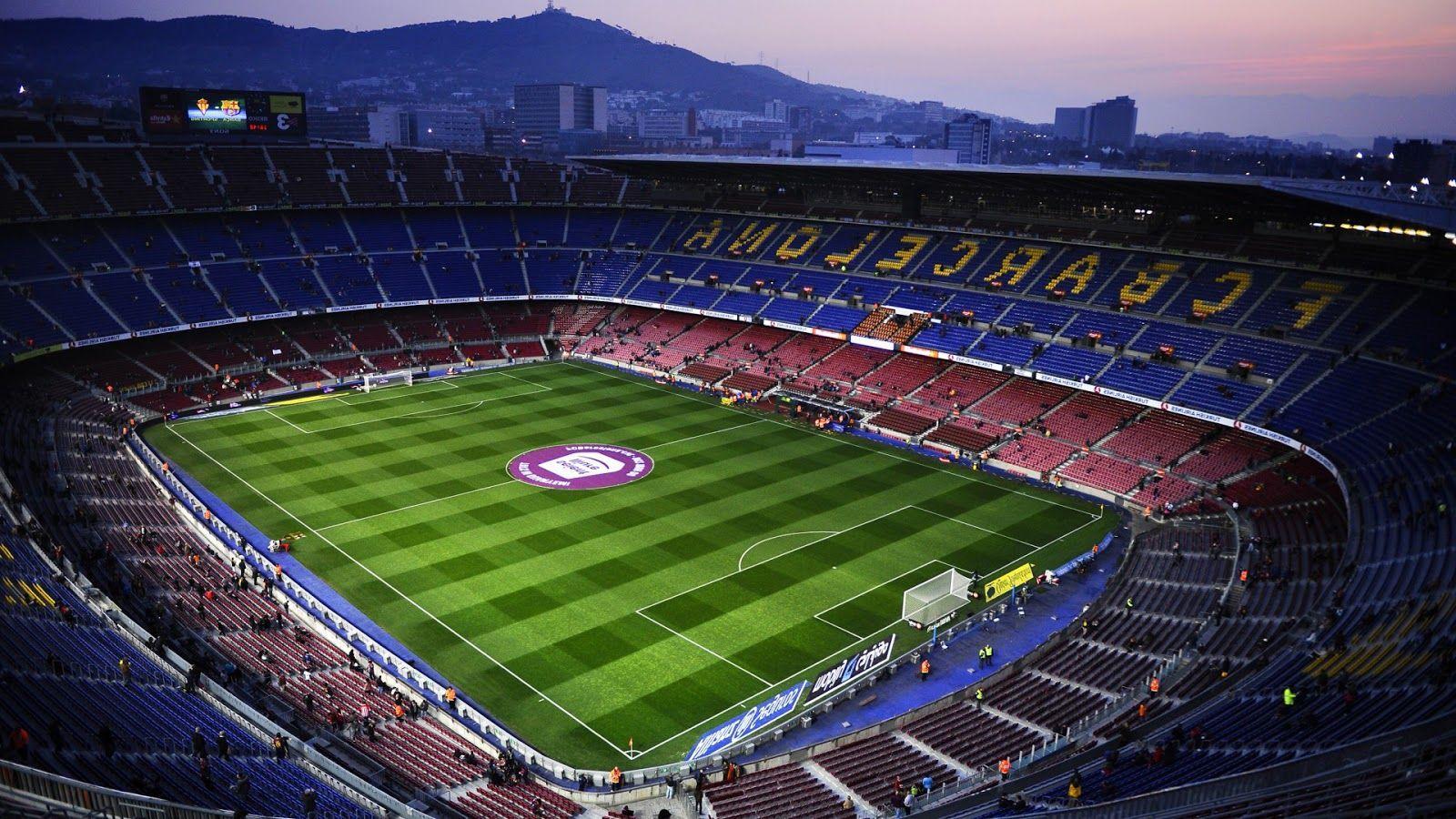 Football Stadium Hd Wallpapers Wallpaper Cave