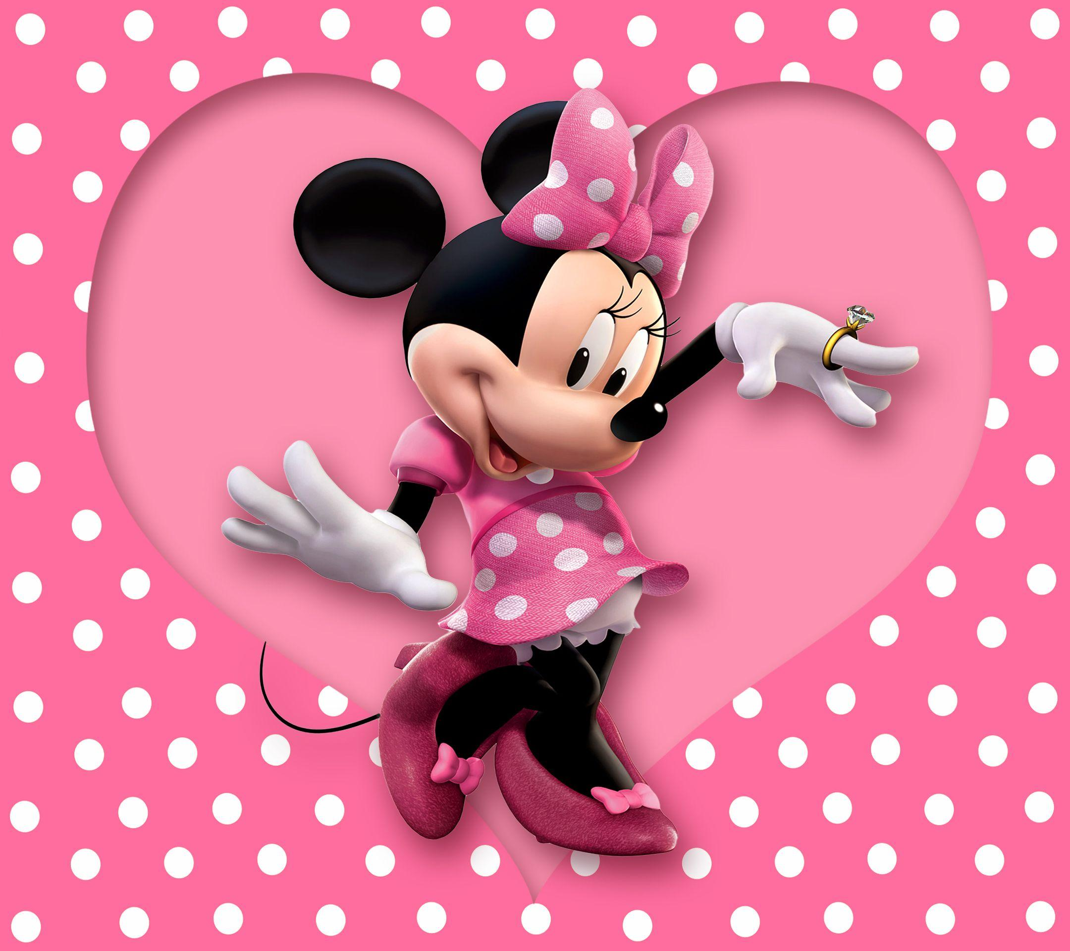 Minnie Mouse Hd Wallpapers Wallpaper Cave