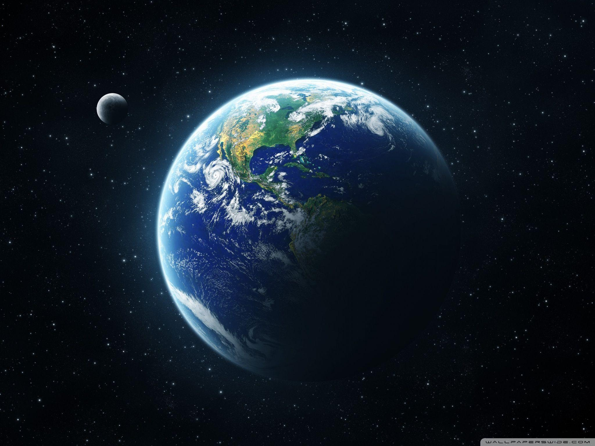 Desktop Backgrounds Hd Earth Wallpaper Cave