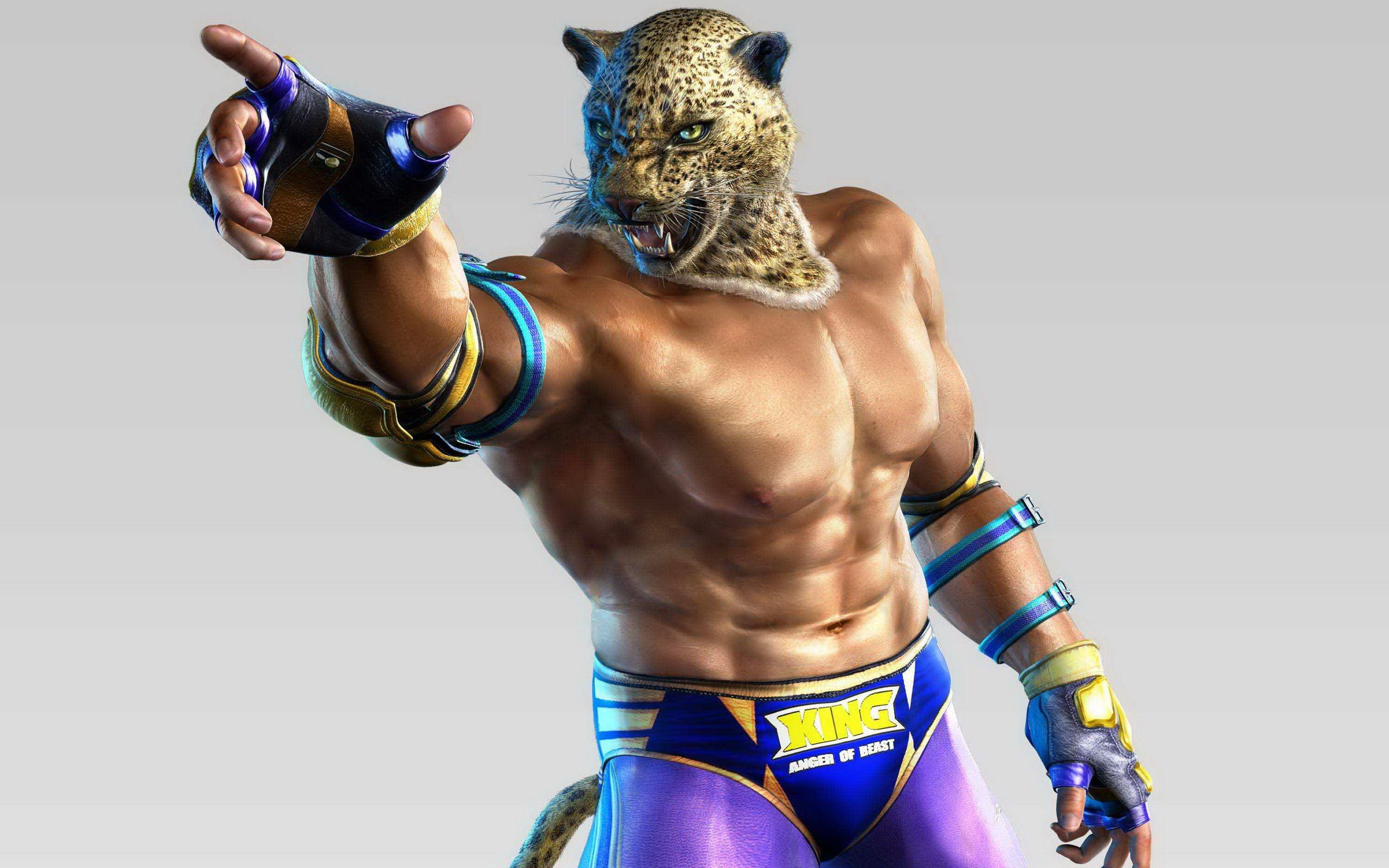 tekken king wallpaper hd