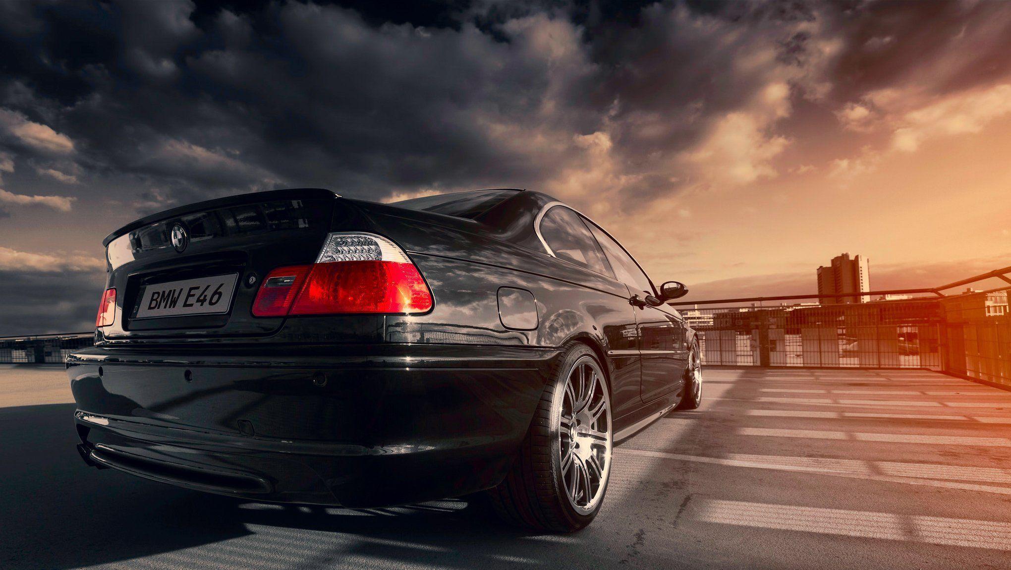 BMW E46 HD Wallpapers - Wallpaper Cave