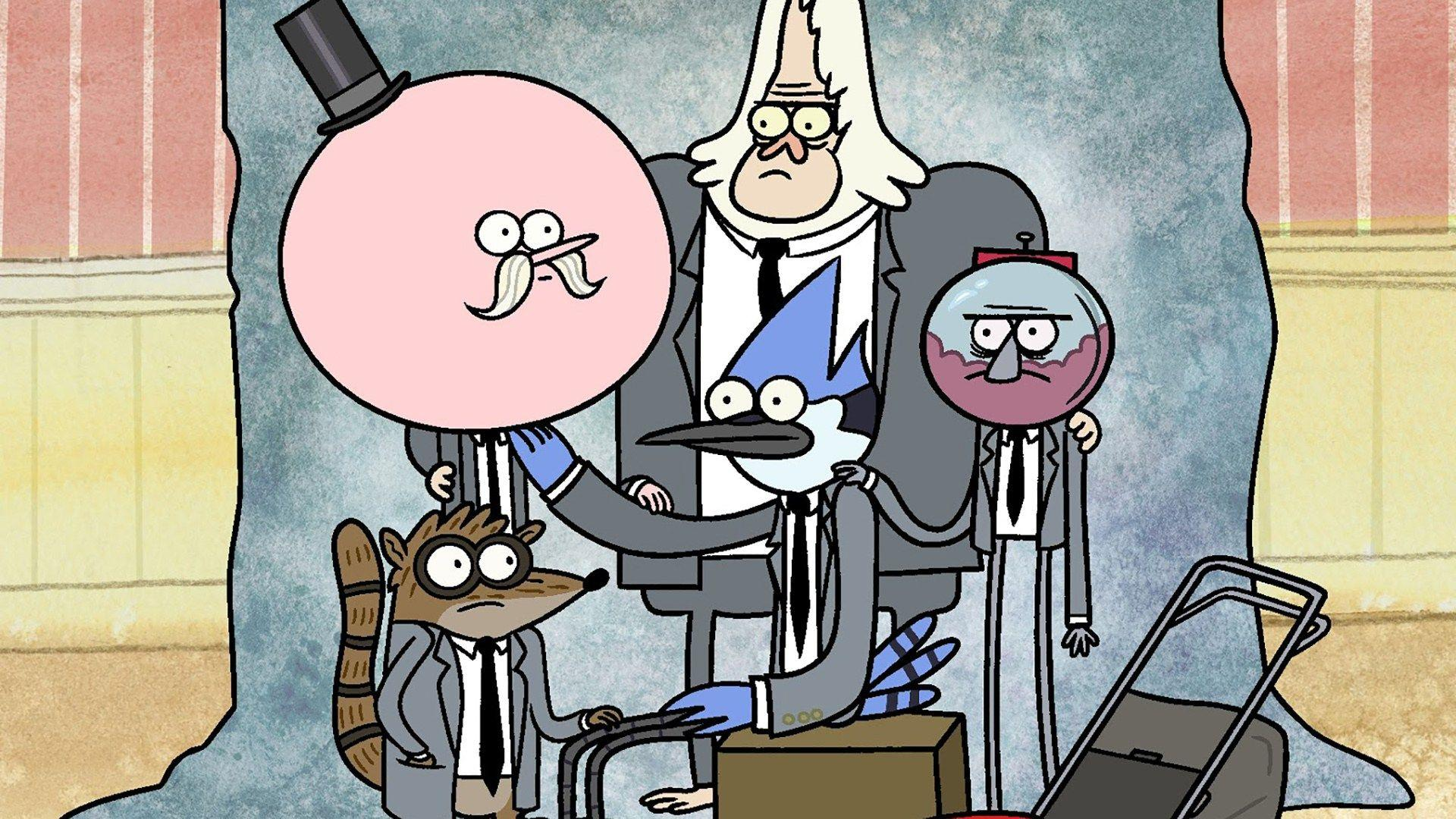 Images of Regular Show Dailymotion - #rock-cafe