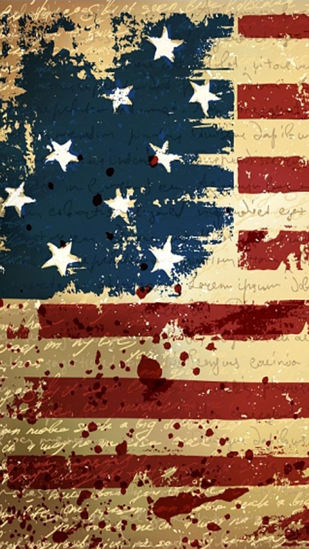 Usa Flag Wallpapers Hd Wallpaper Cave