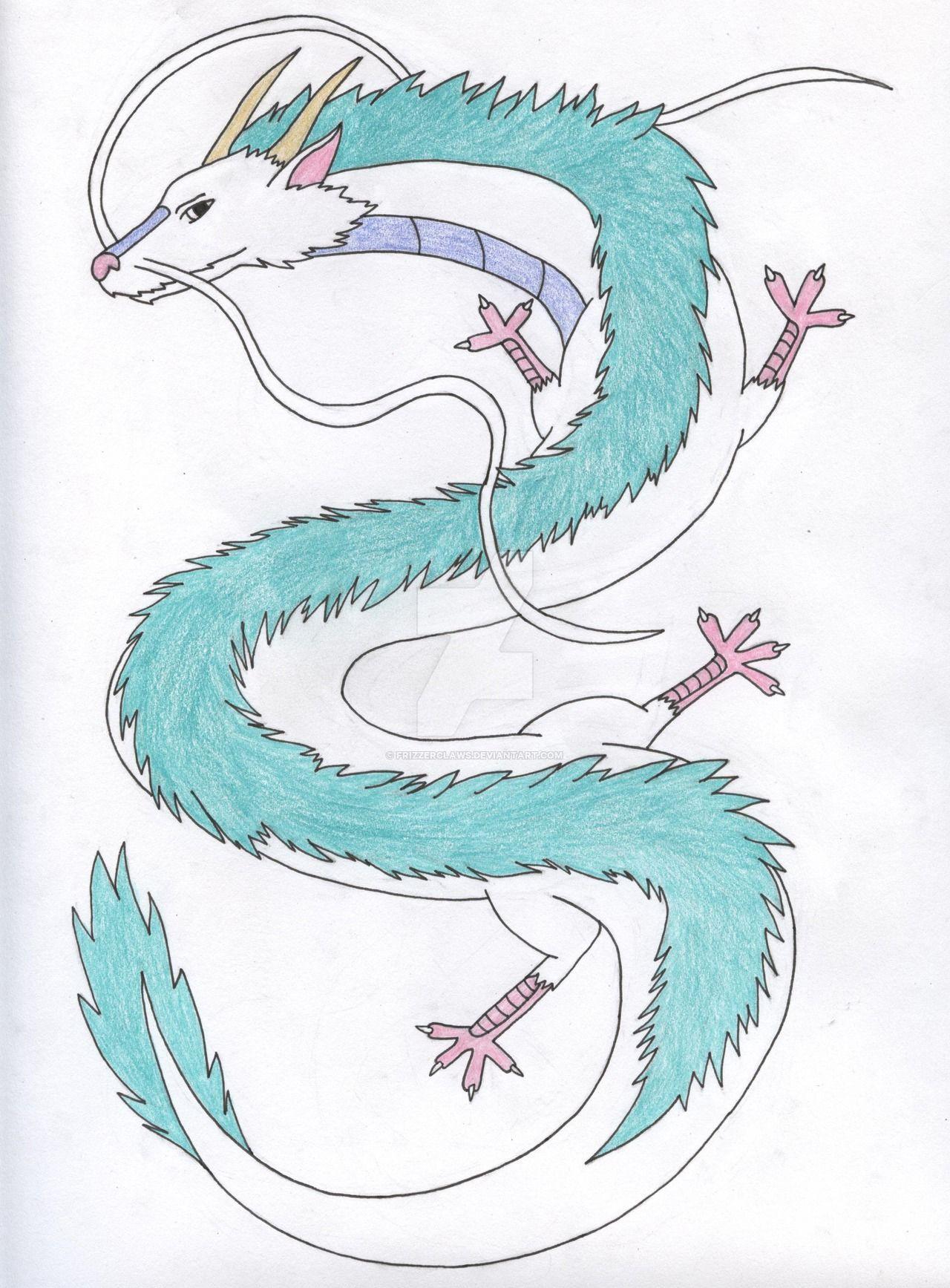 Haku Dragon Tattoo: Japanese Dragon Tattoo Wallpapers