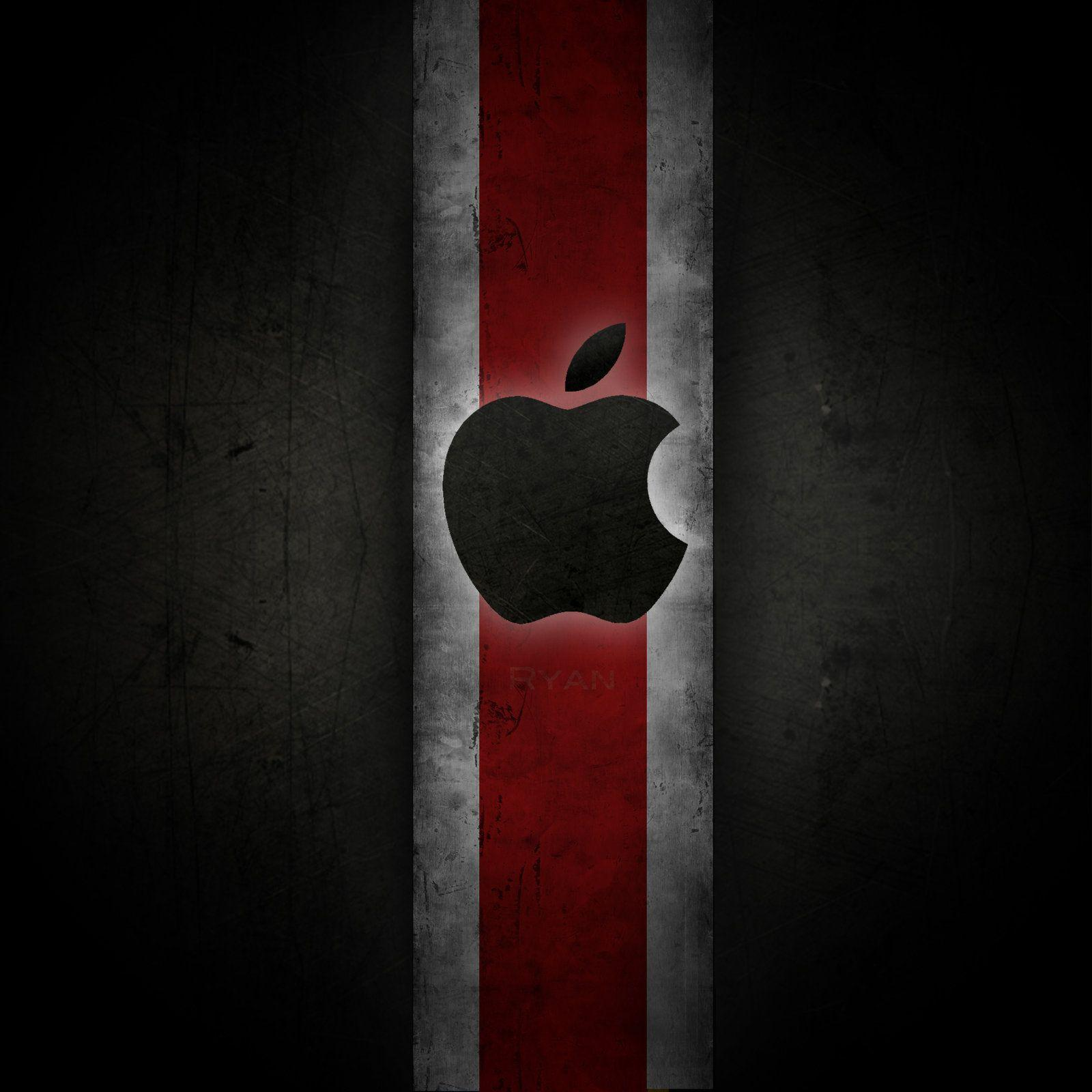 Red Apple Wallpapers Iphone Wallpaper Cave