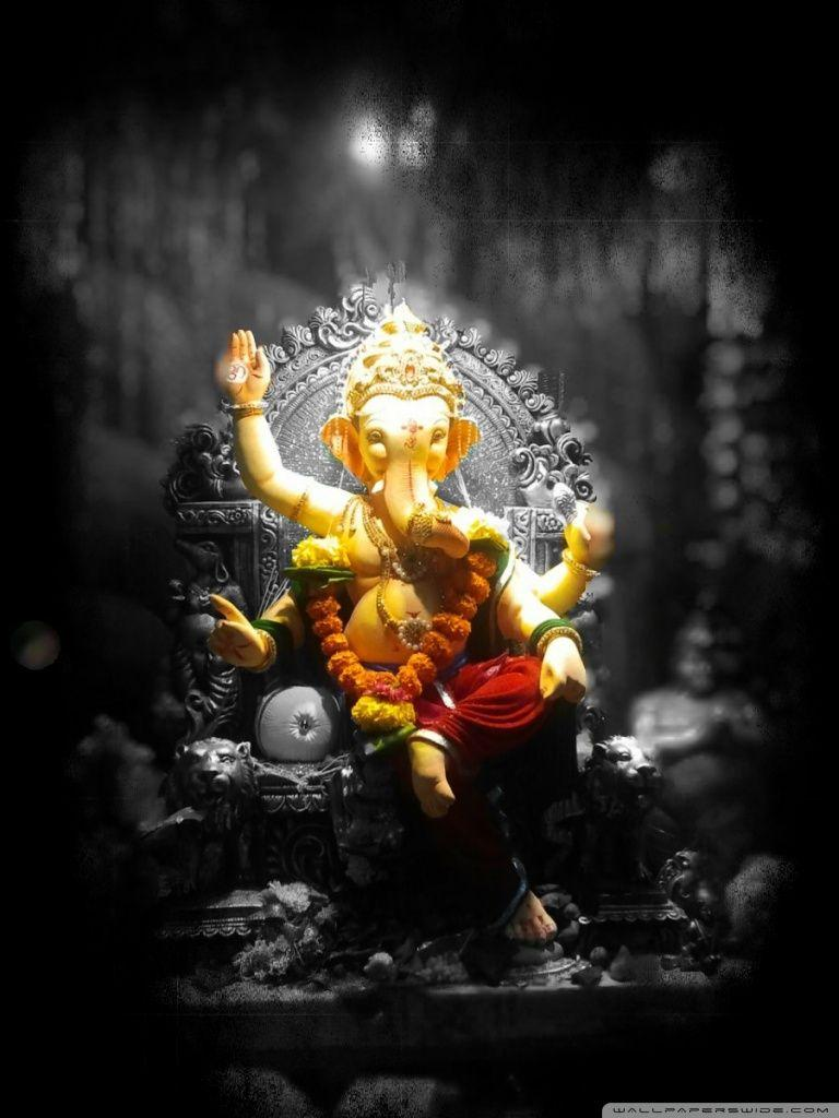 Ganesh HD Mobile Wallpapers - Wallpaper Cave