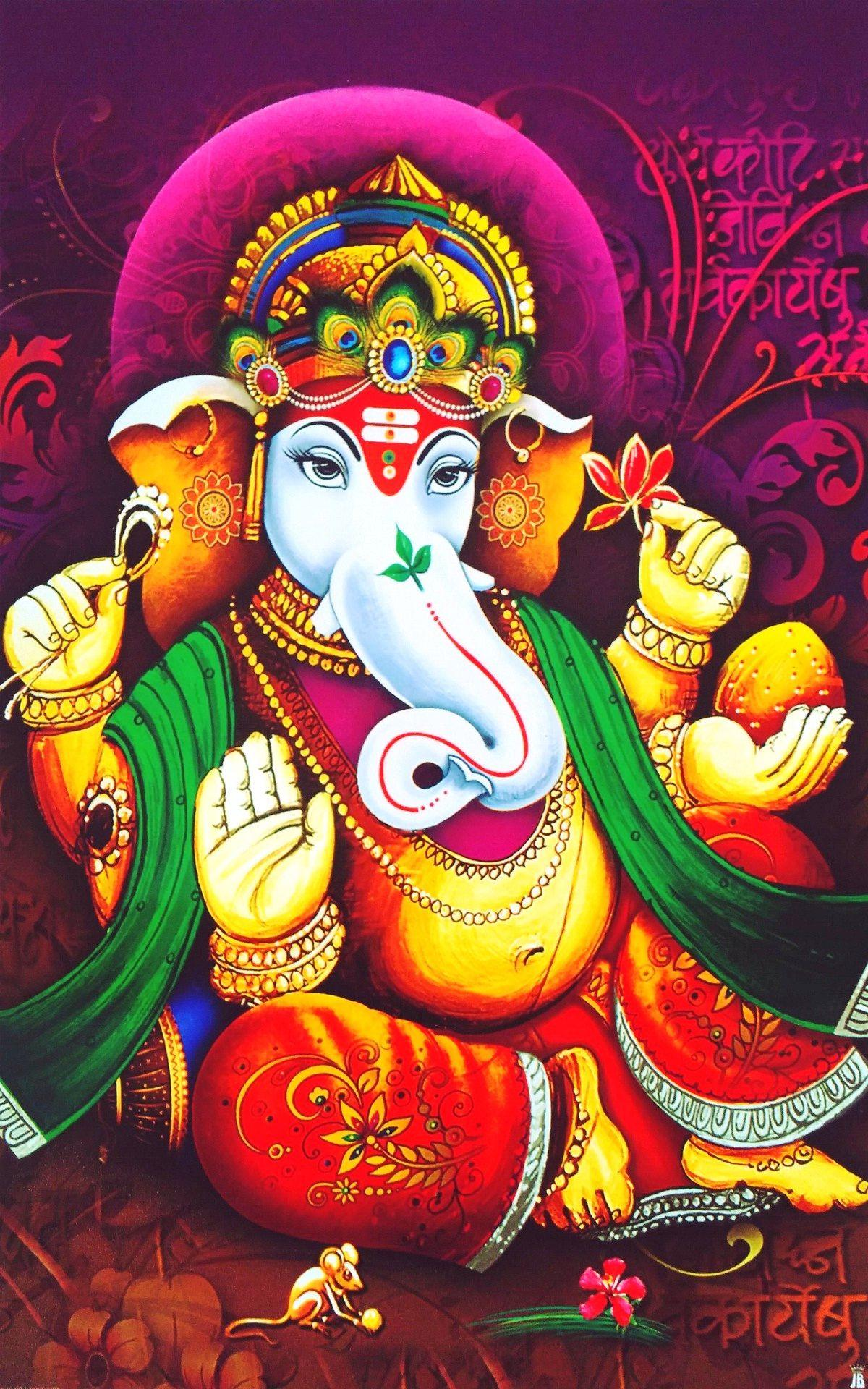 Ganesh best new HD mobile background wallpapers - New hd .