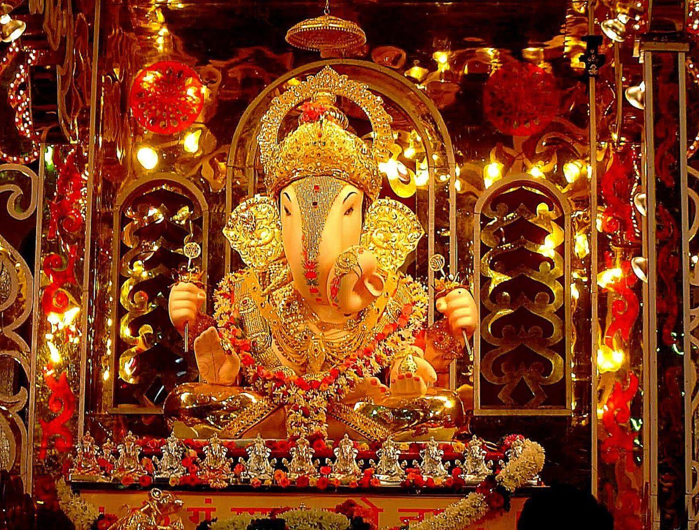 Shree Ganesh Hd Images: Ganesh HD Mobile Wallpapers