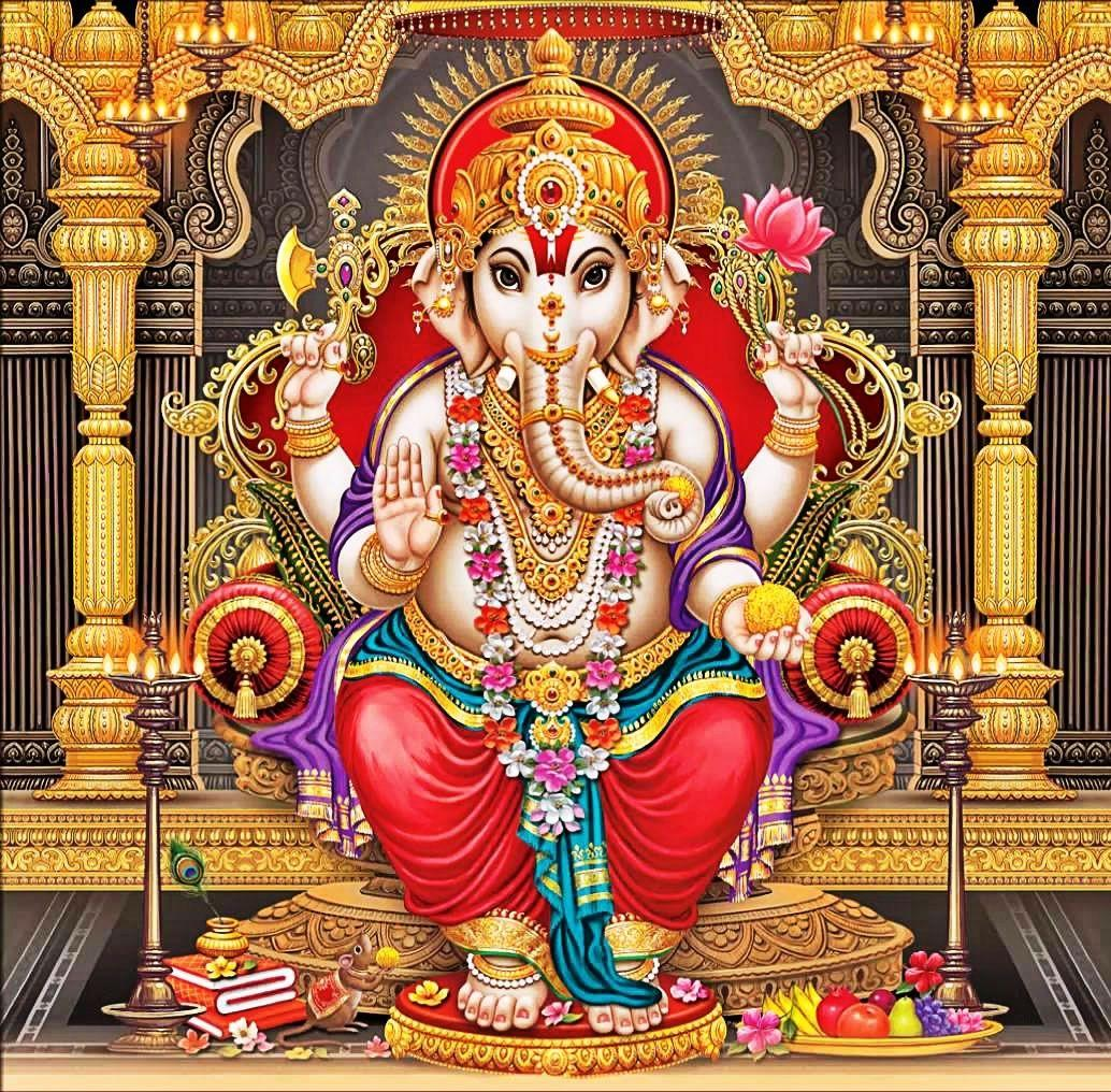 ganesh hd mobile wallpapers wallpaper cave