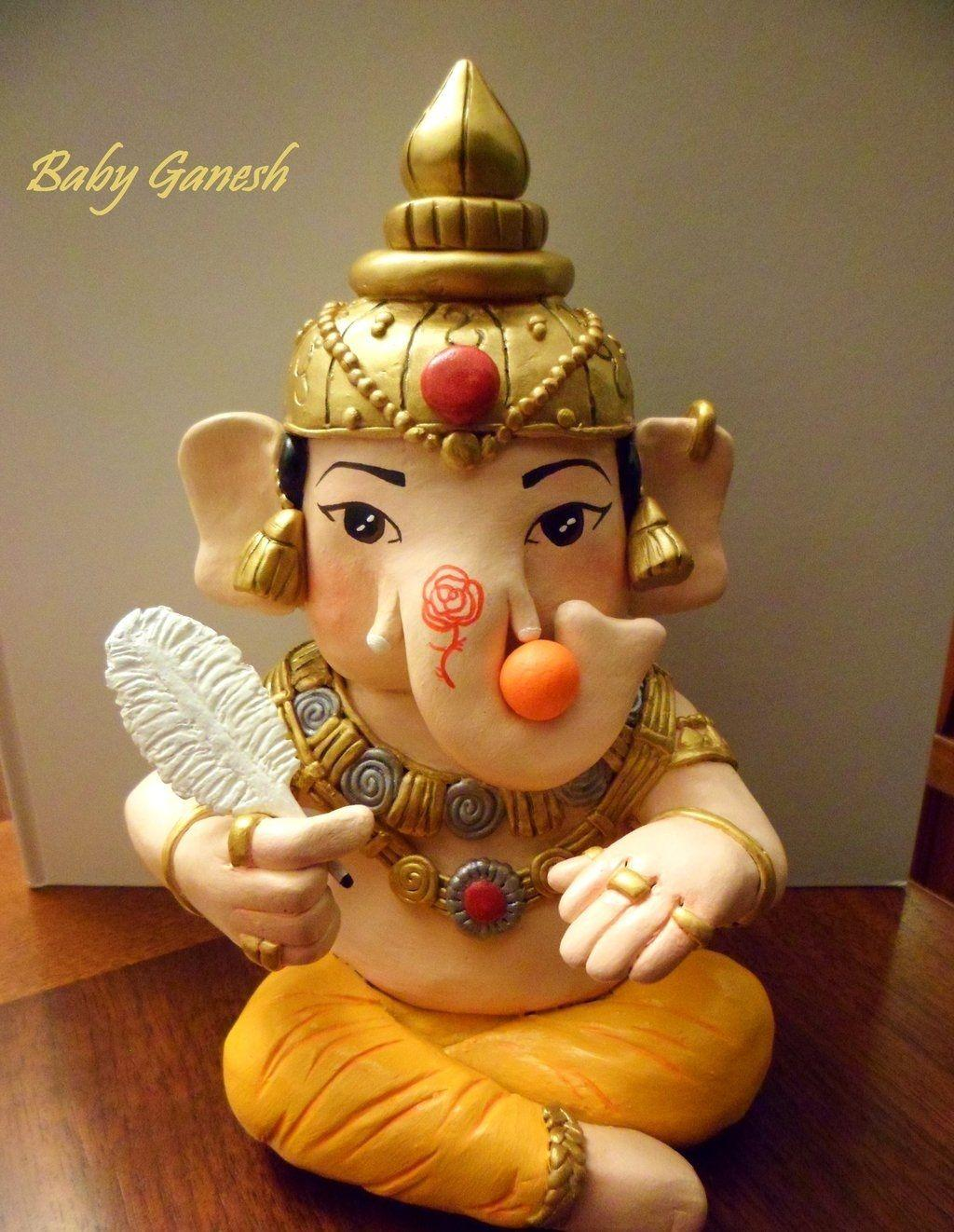 9 Best Full Hd Wallpapers Of Bal Ganesha 2018