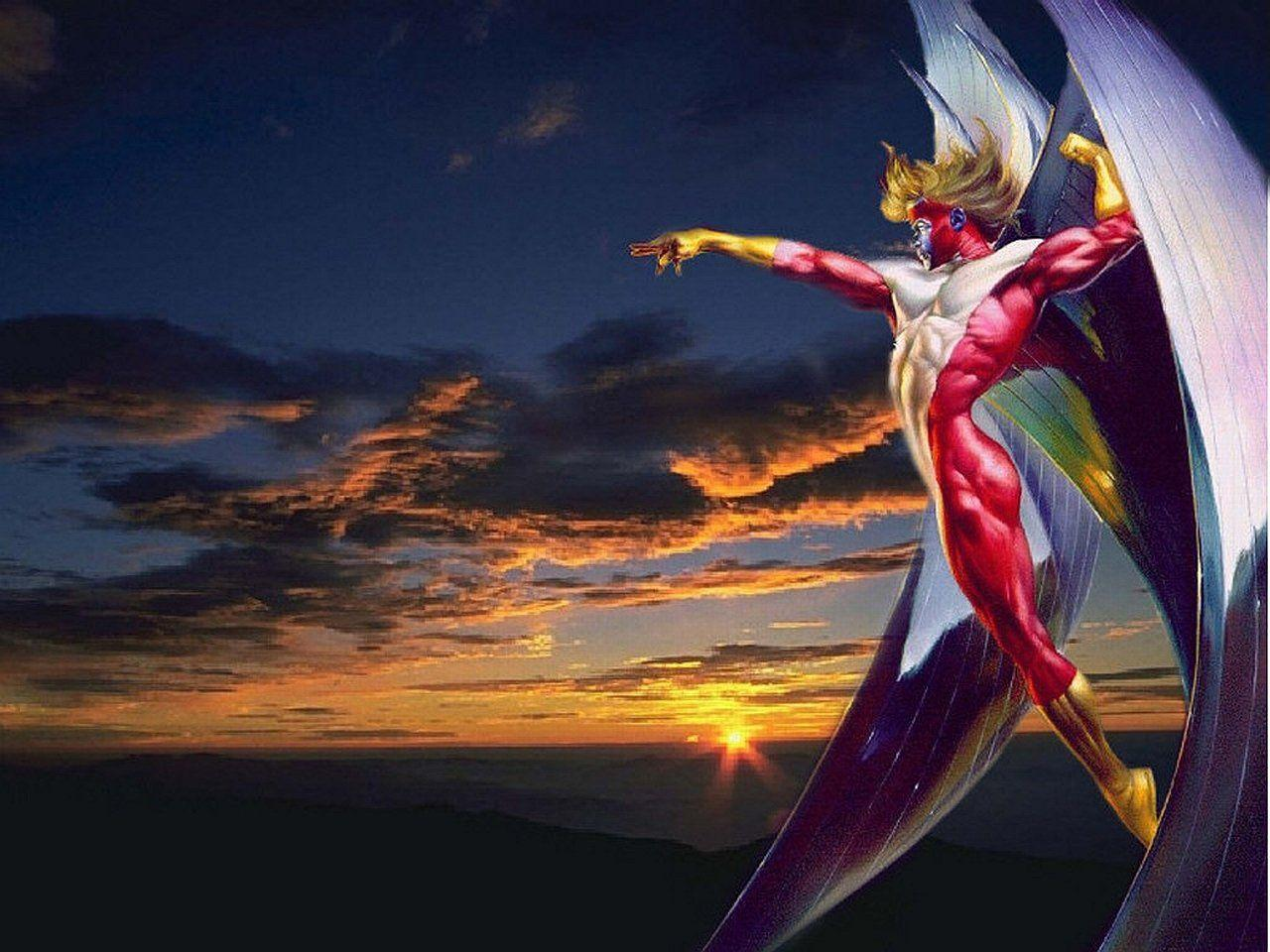 Archangel Wallpaper and Background Image | 1280x960 | ID:232129 ...