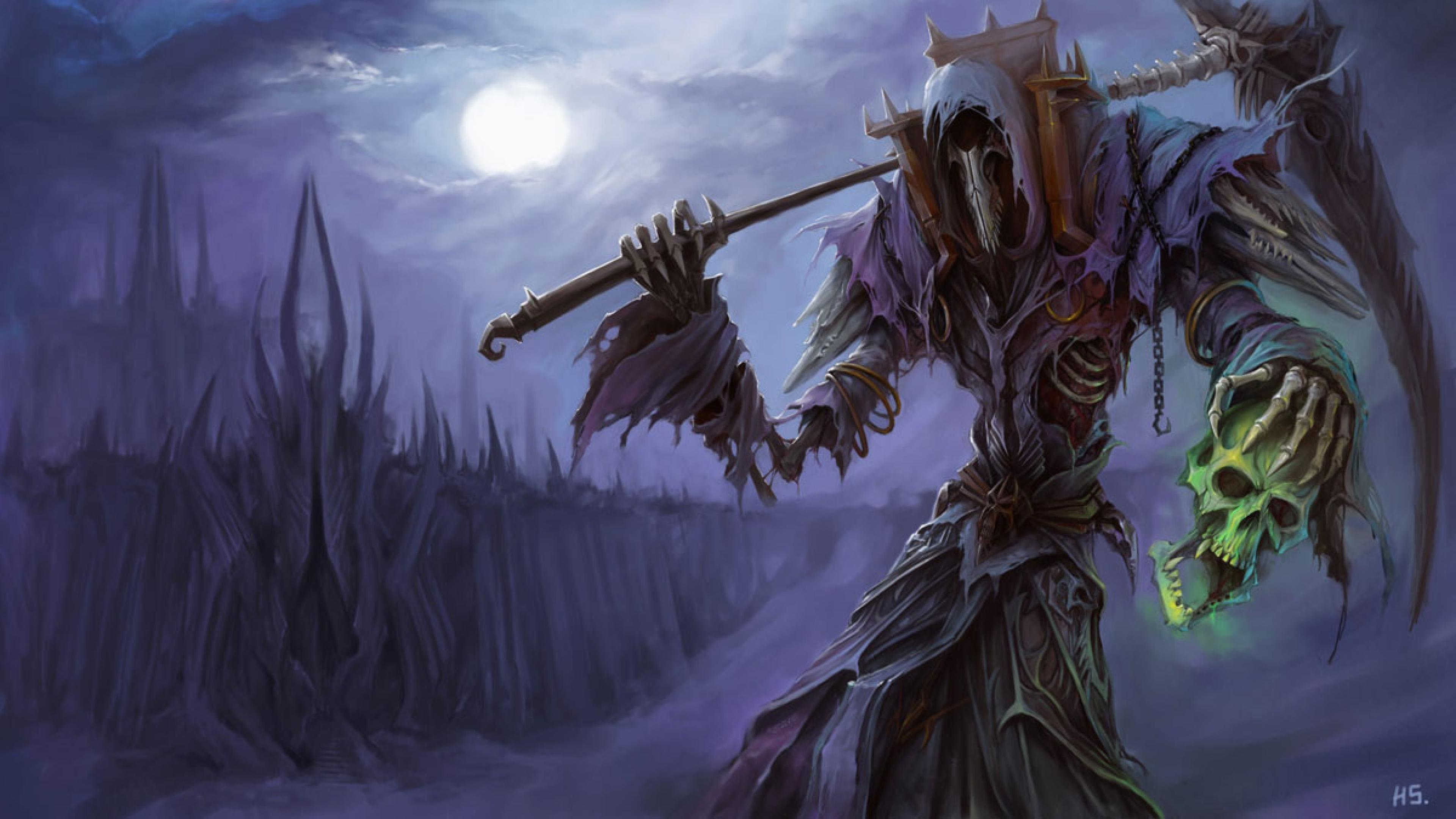 Wow Warlock Wallpapers Hd Wallpaper Cave