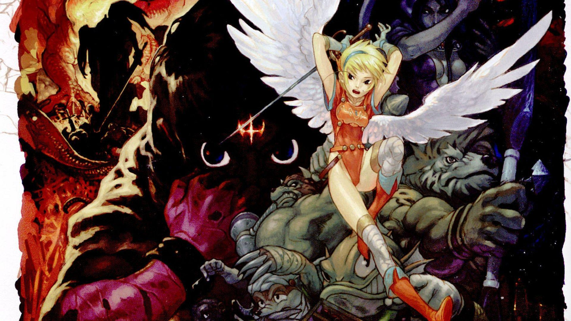 Breath Of Fire 3 Wallpapers Wallpaper Cave