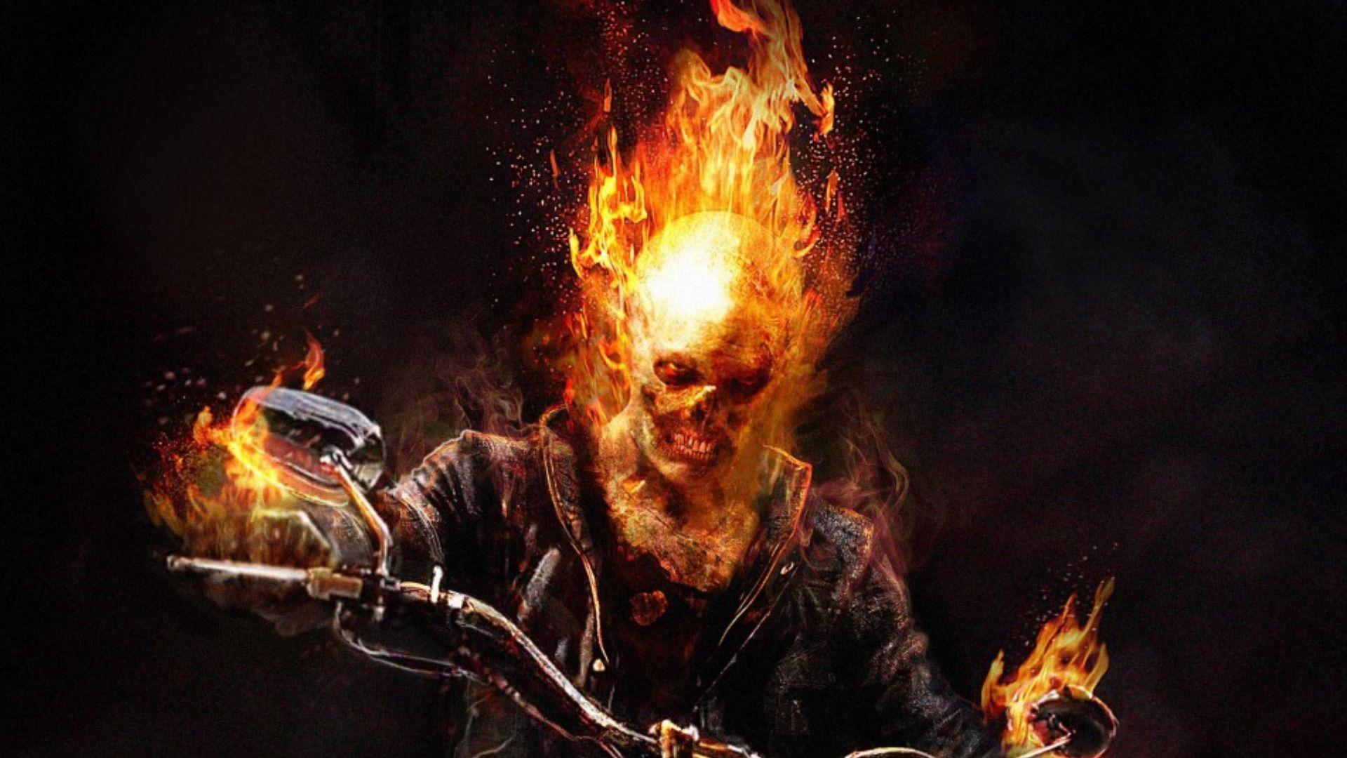 Ghost Rider Wallpapers Wallpapers 1920x1080
