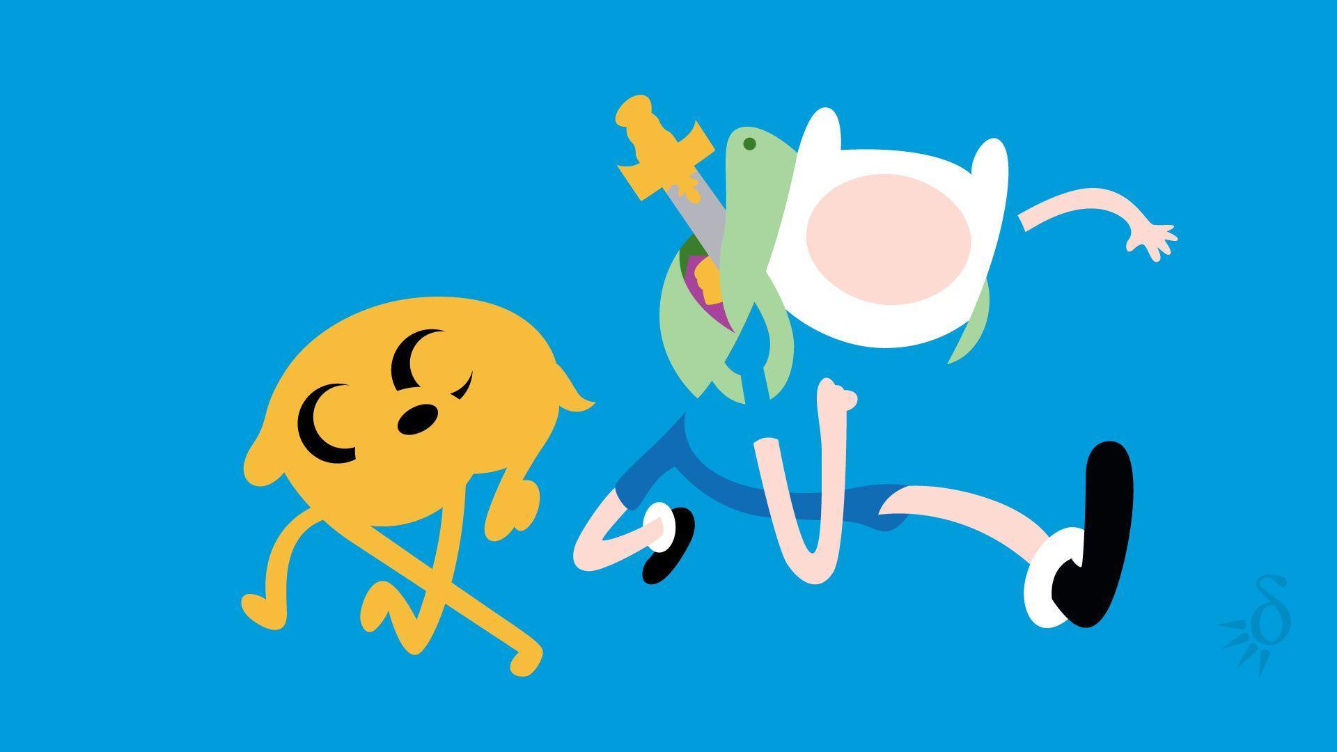 Adventure Time Wallpapers Hd Finn Wallpaper Cave