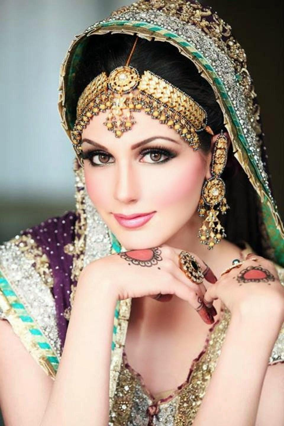 Indian Dulhan Wallpapers Wallpaper Cave