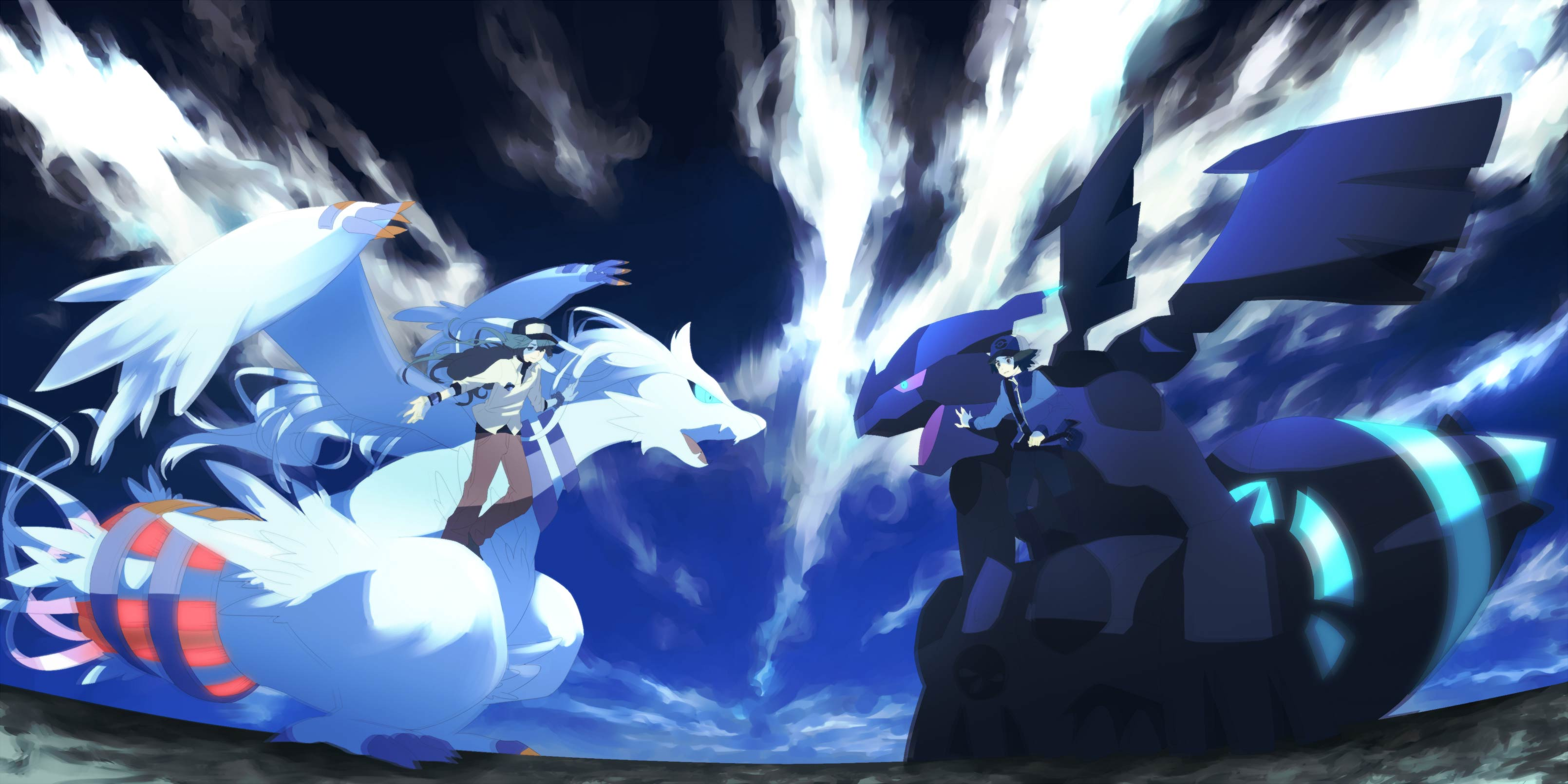 Legendary Pokemon Wallpapers Hd Wallpaper Cave