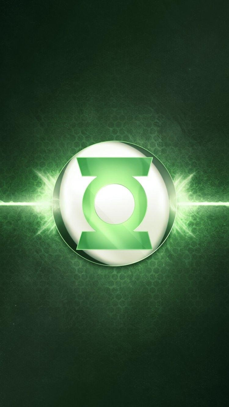 Green Lantern Logo Wallpapers Hd Wallpaper Cave