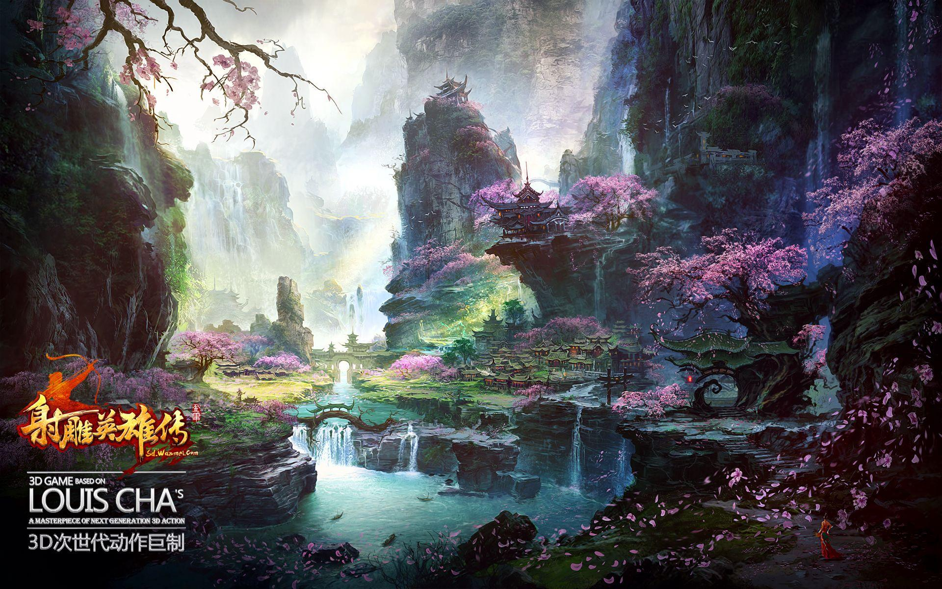 Wuxia Wallpapers - Wallpaper Cave